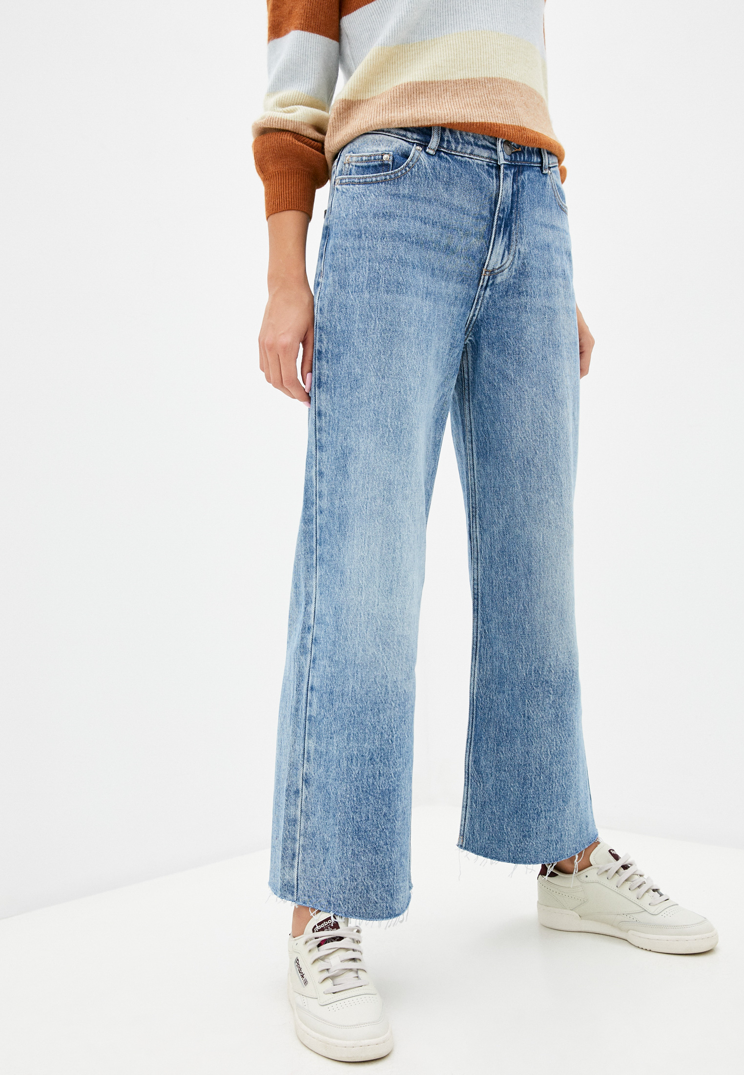 Широкие и расклешенные джинсы Only (Онли) 15220611