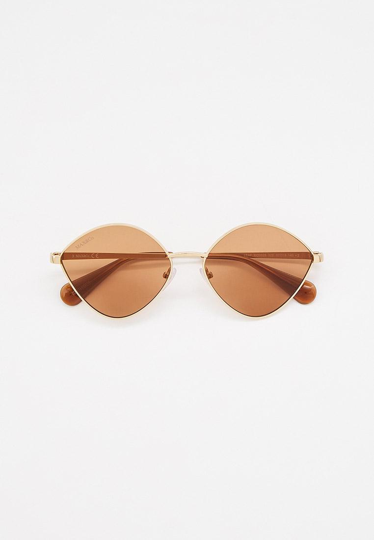 Женские солнцезащитные очки MAX&Co MO 0028 32E 57
