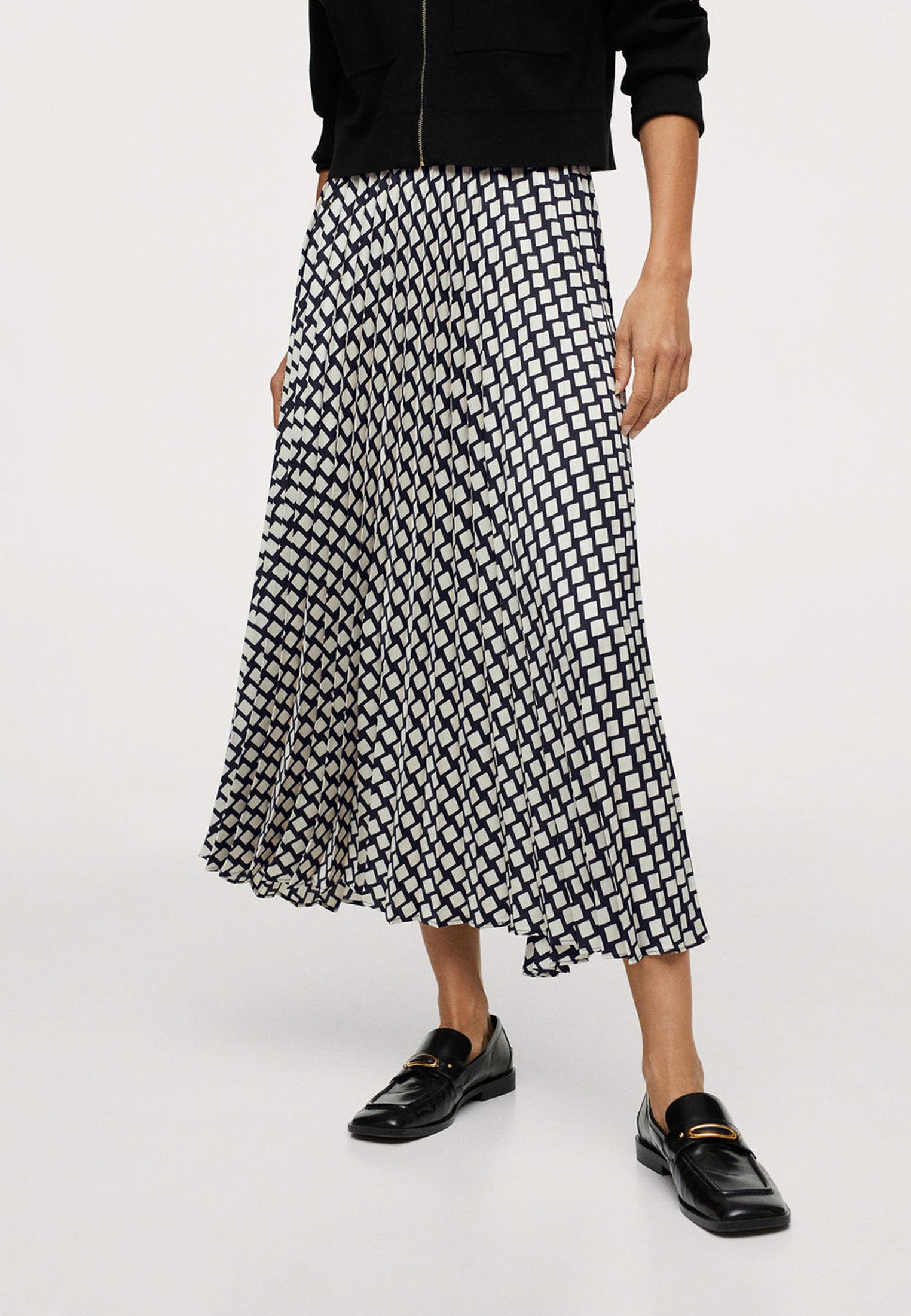Широкая юбка Mango (Манго) 17094393