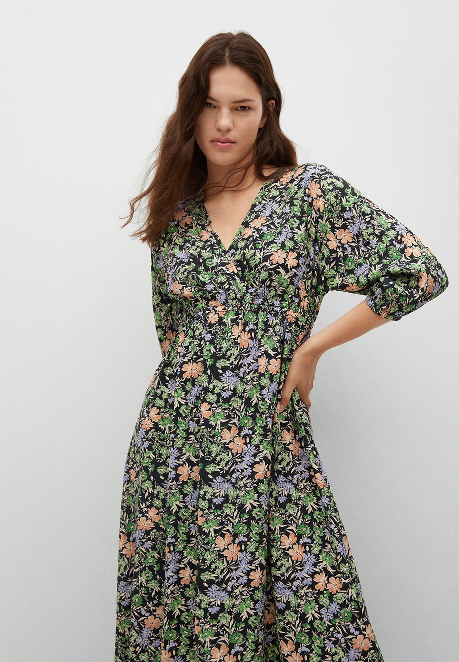 Платье Mango (Манго) 17023775: изображение 5