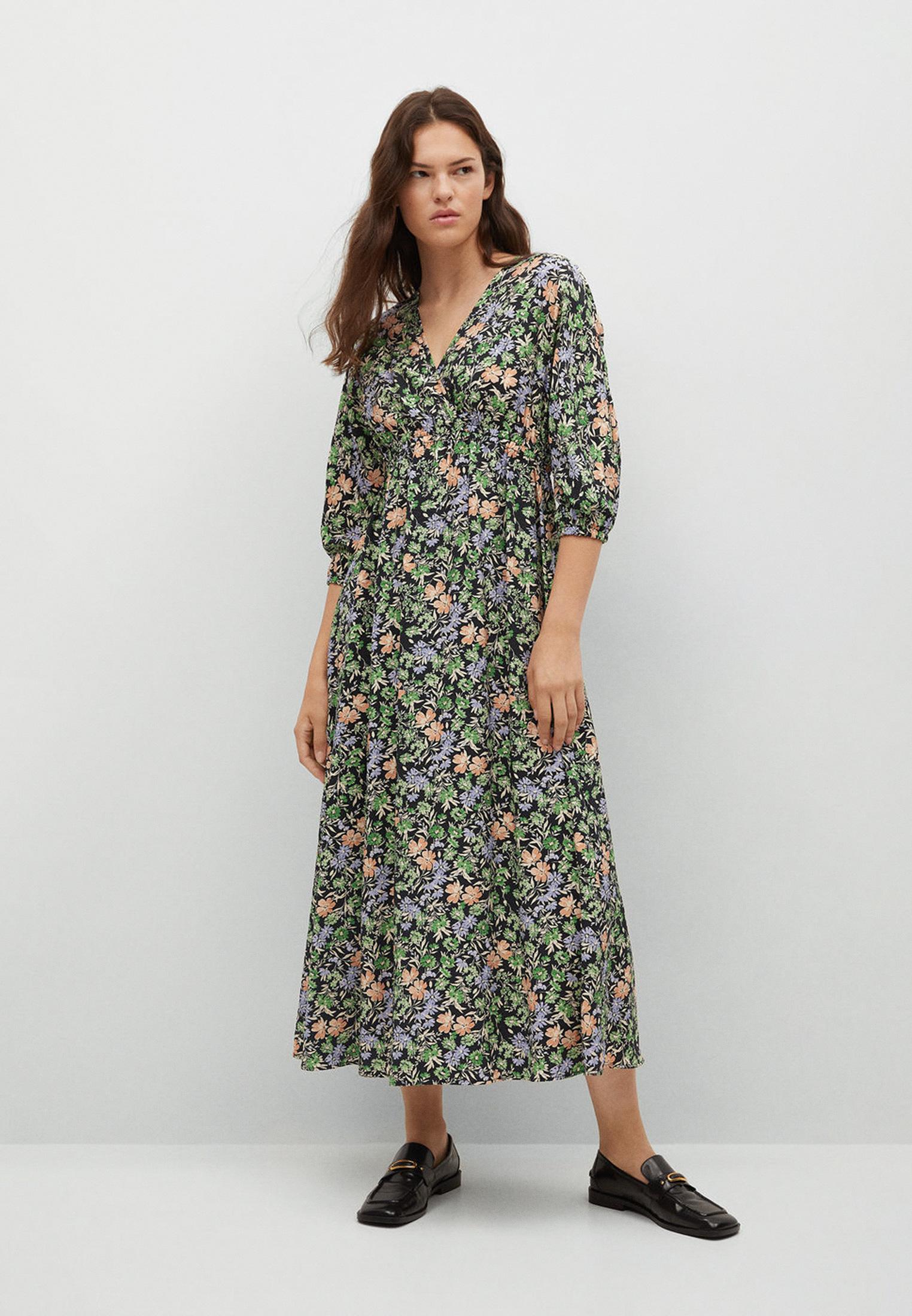 Платье Mango (Манго) 17023775: изображение 6