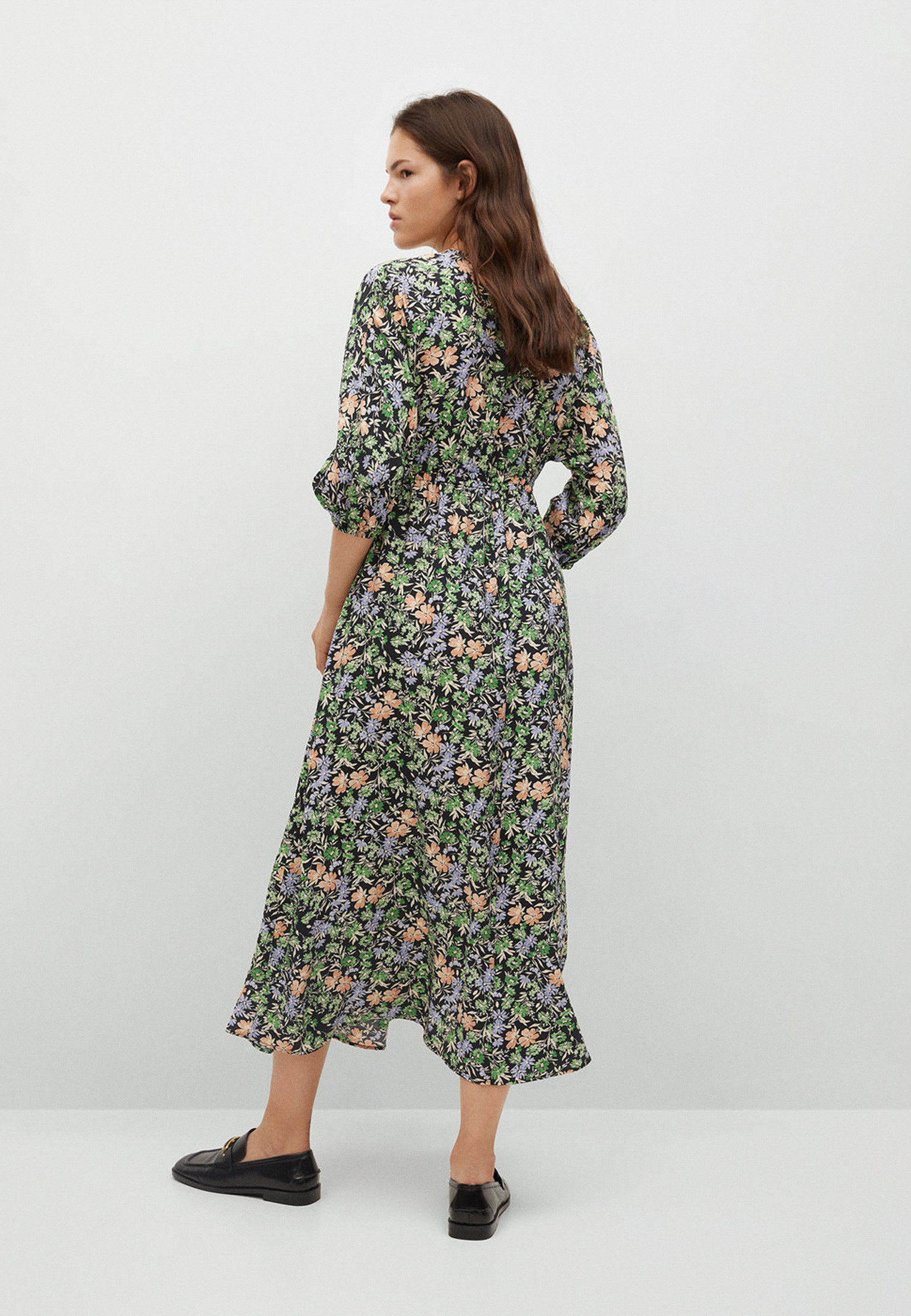Платье Mango (Манго) 17023775: изображение 7