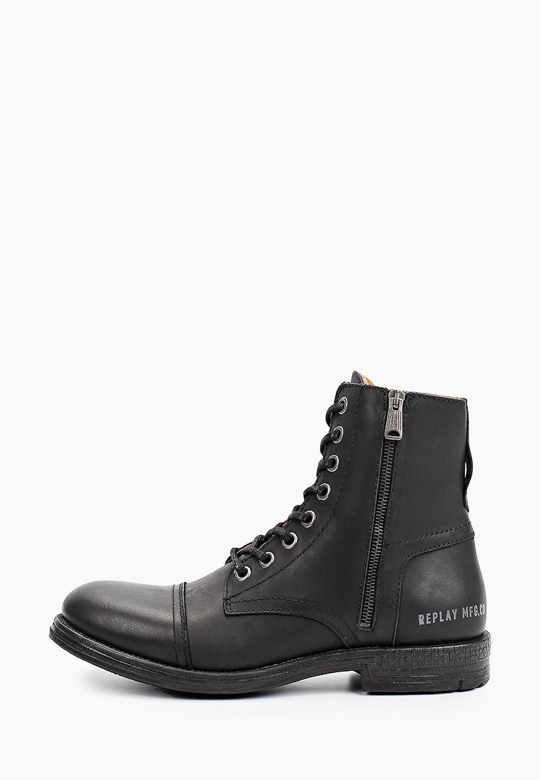Мужские ботинки Replay (Реплей) Ботинки Replay