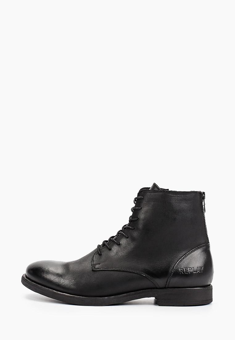 Мужские ботинки Replay (Реплей) GMC86.134.C0008L
