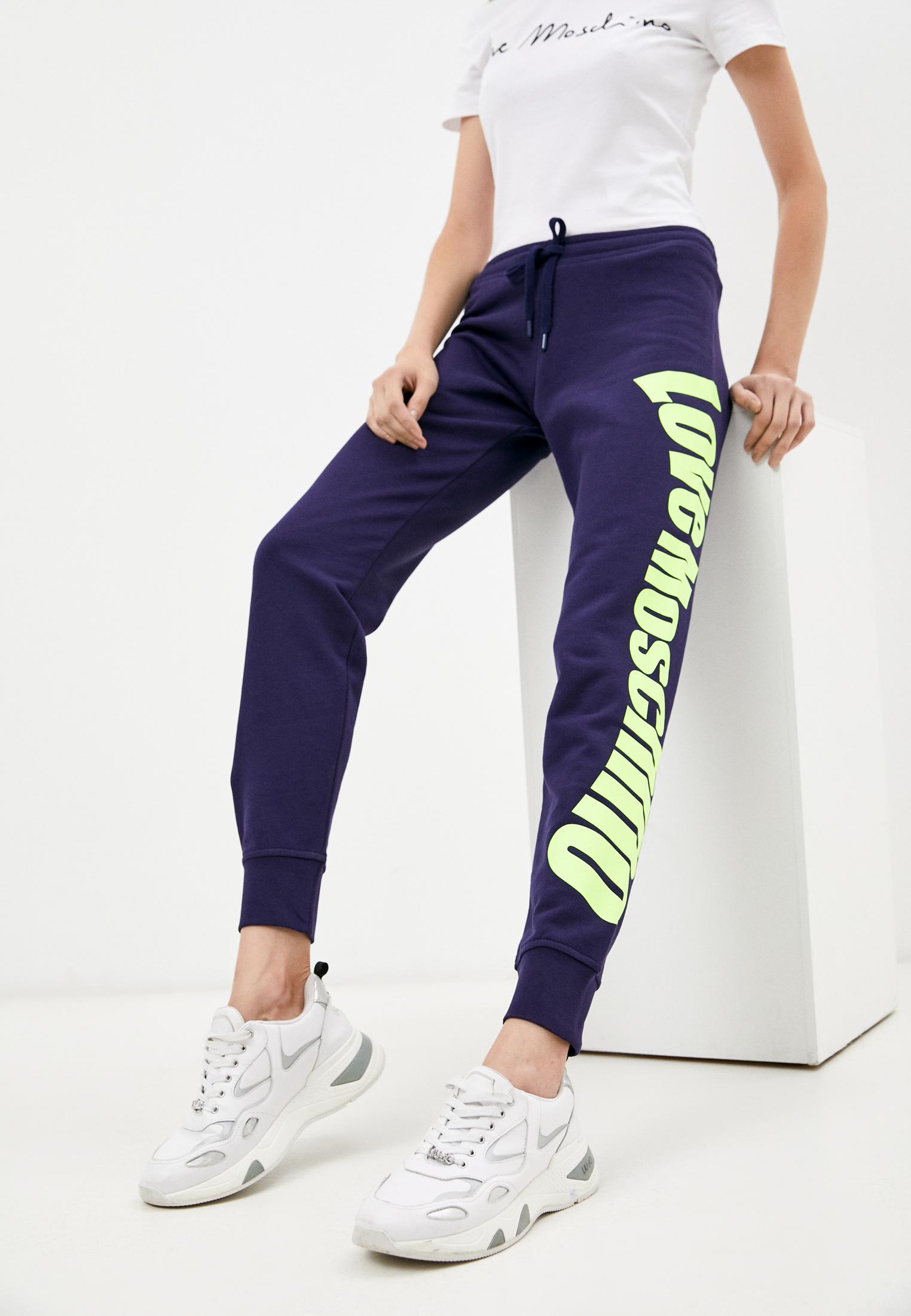 Женские спортивные брюки Love Moschino W 1 424 18 M 4055