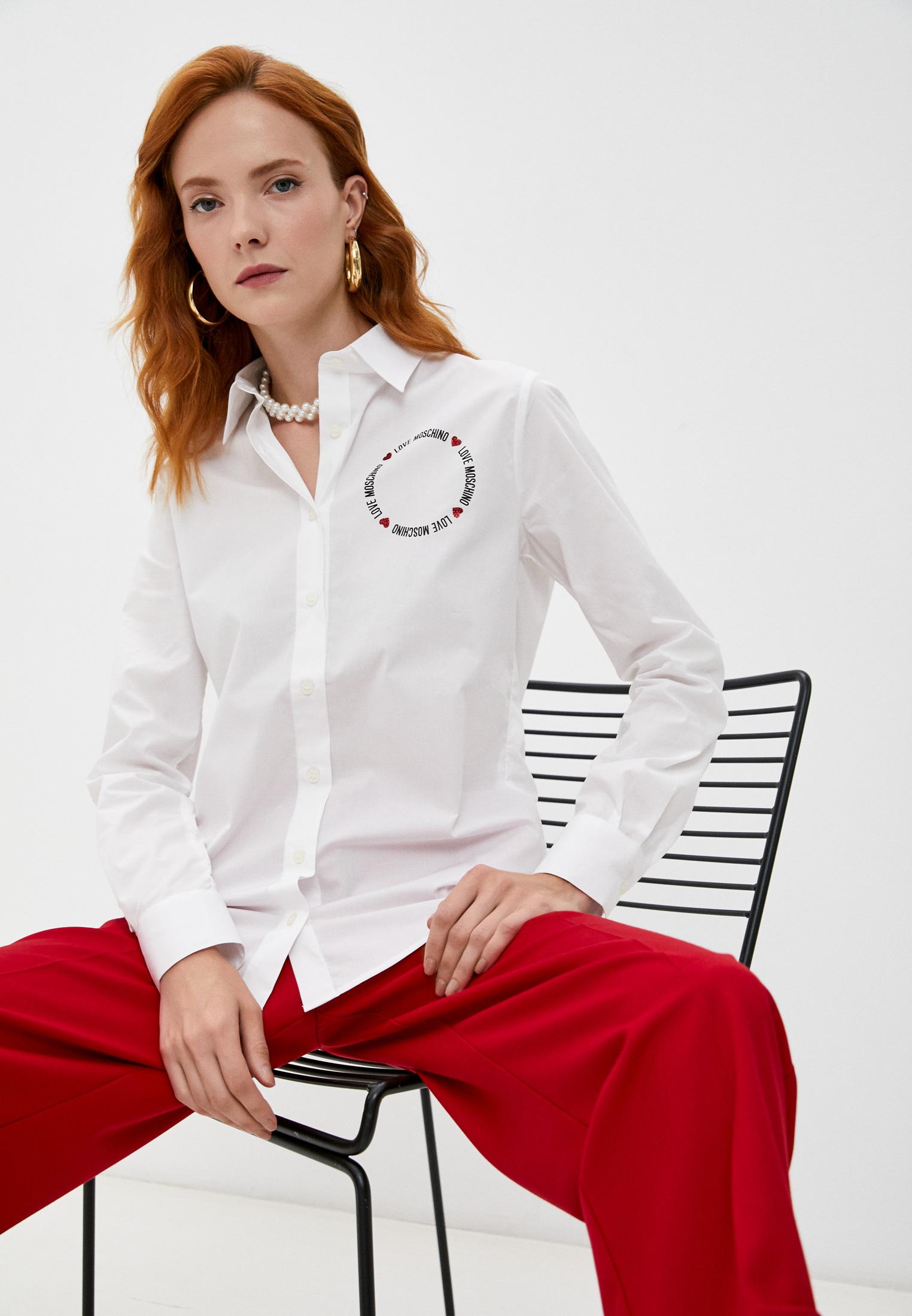 Рубашка Love Moschino Рубашка Love Moschino