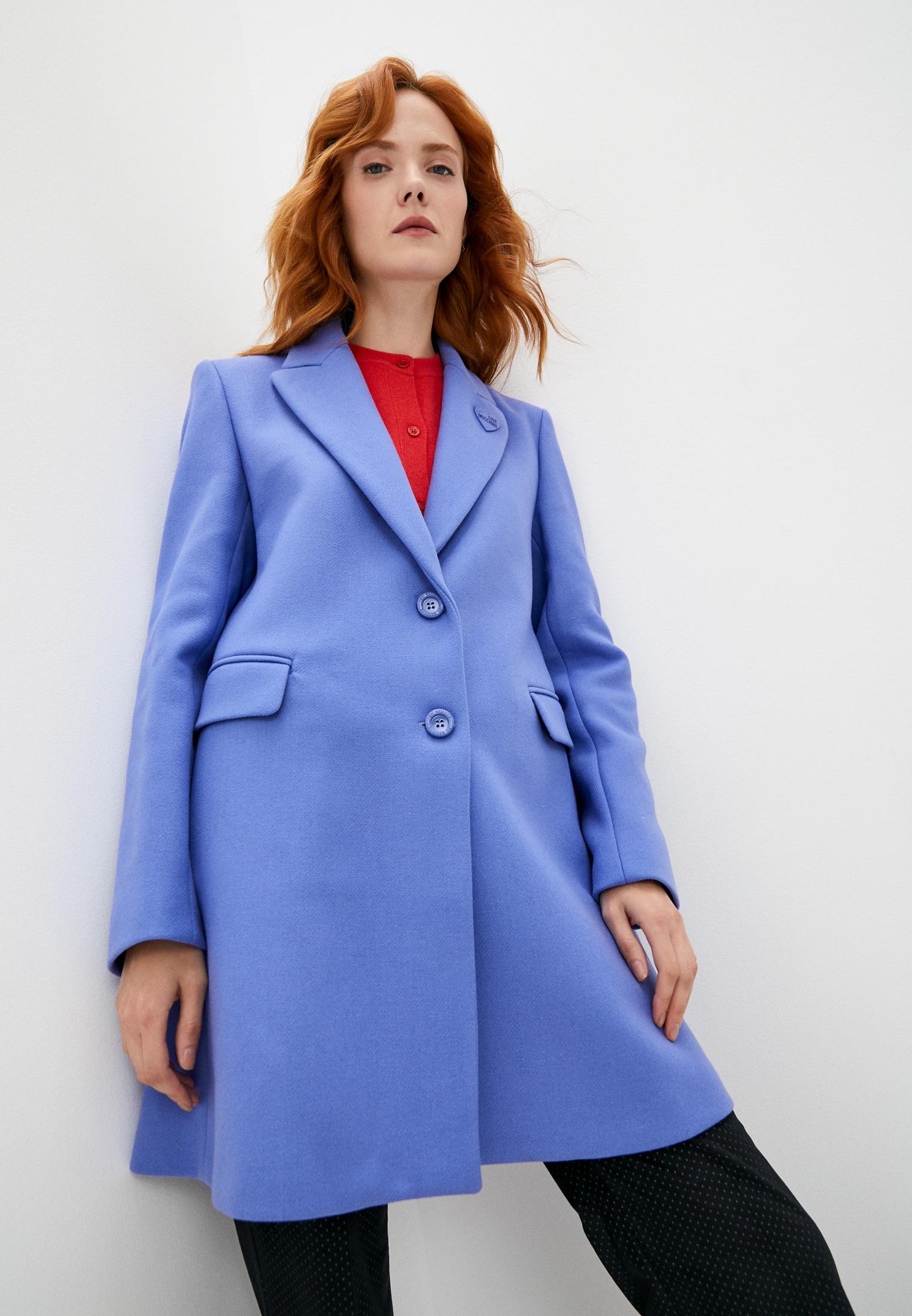 Женские пальто Love Moschino (Лав Москино) W J 198 80 T 008A