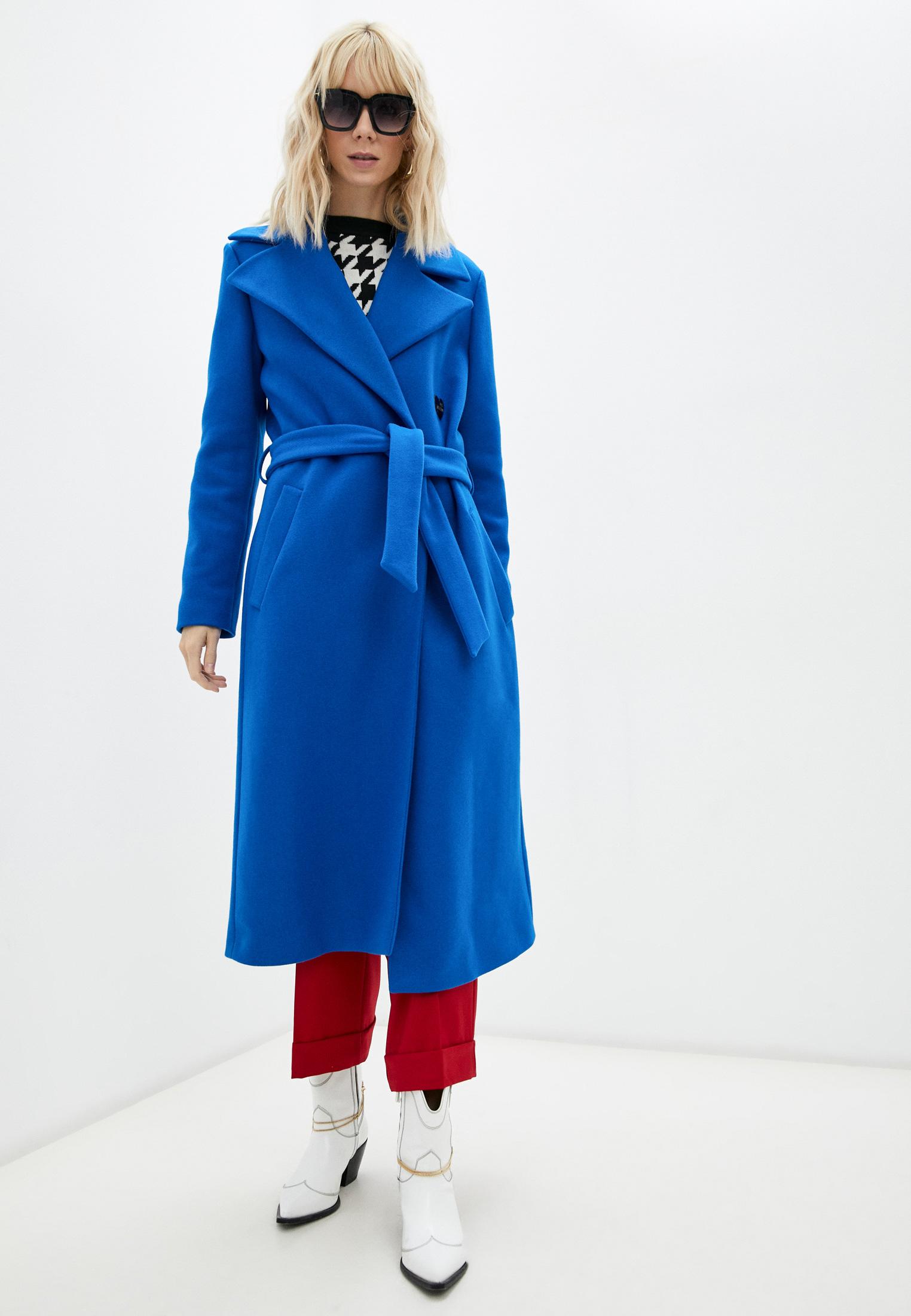 Женские пальто Love Moschino (Лав Москино) W K 498 80 T 008A