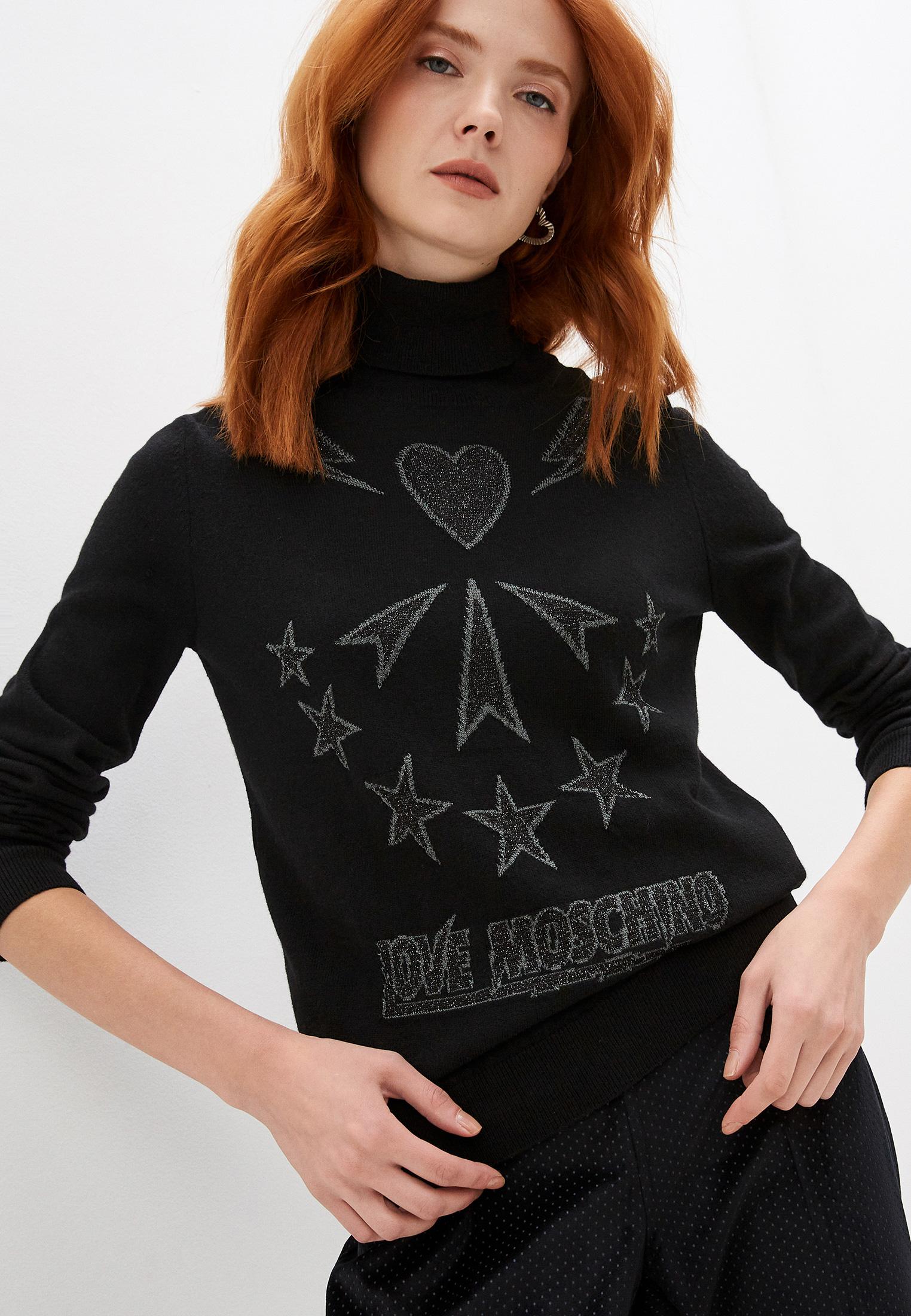 Водолазка Love Moschino Водолазка Love Moschino