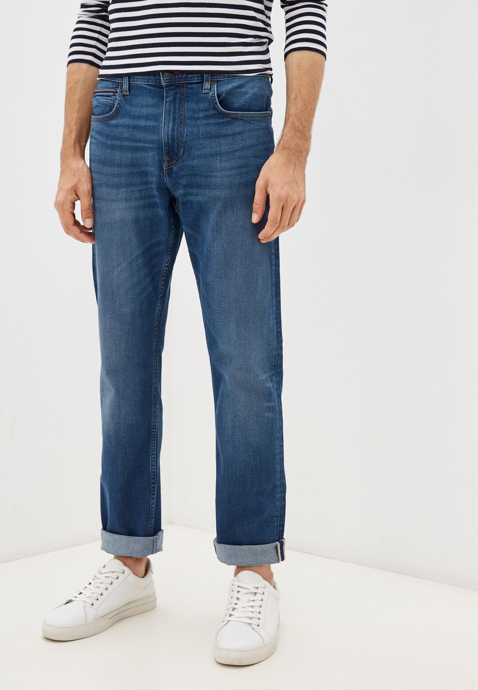 Мужские прямые джинсы Tommy Hilfiger (Томми Хилфигер) MW0MW19897