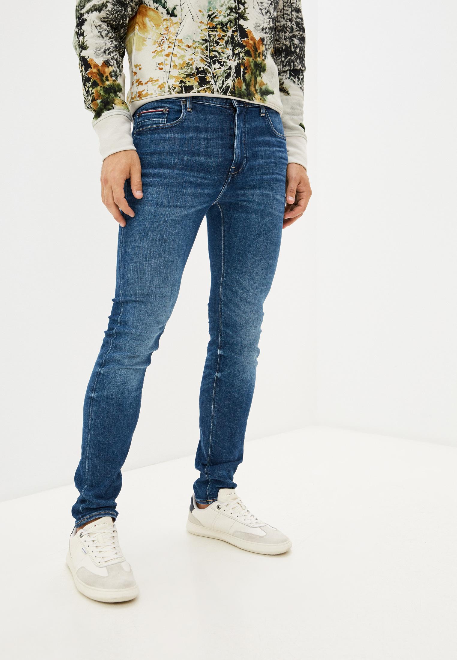 Зауженные джинсы Tommy Hilfiger (Томми Хилфигер) MW0MW19902