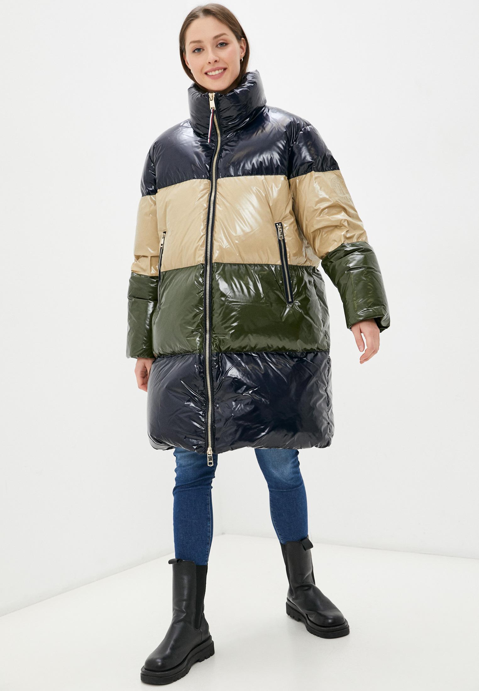 Утепленная куртка Tommy Hilfiger (Томми Хилфигер) WW0WW31784
