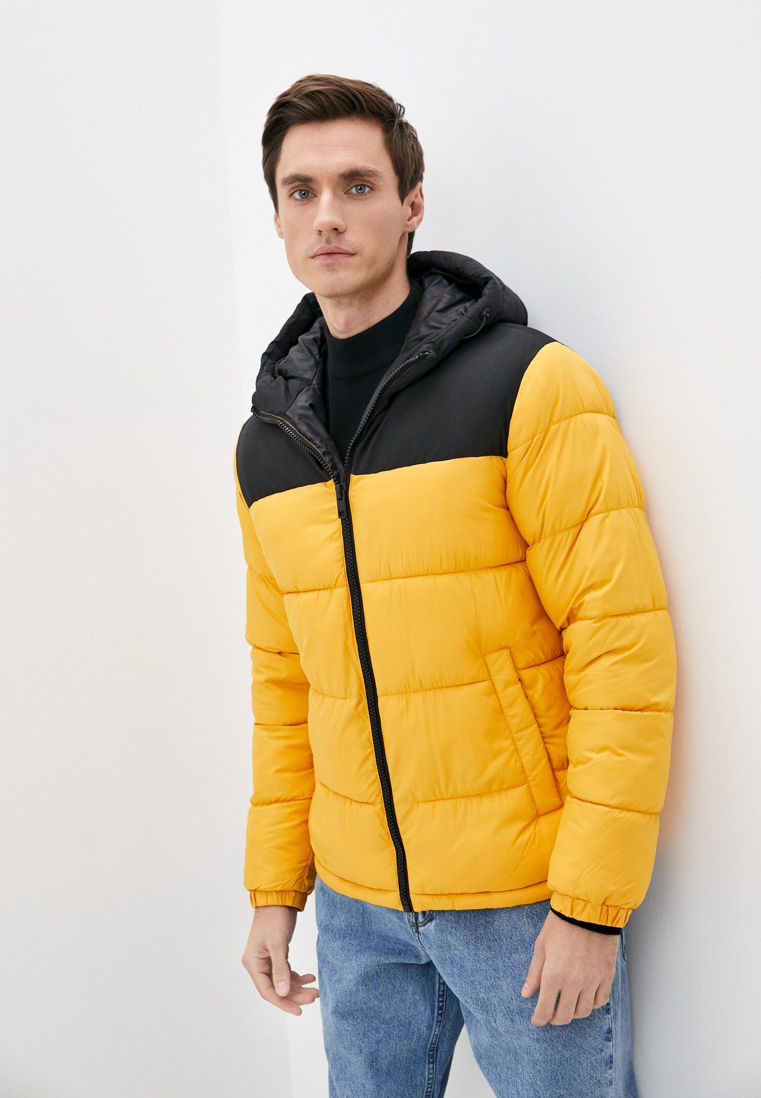 Утепленная куртка Jack & Jones (Джек Энд Джонс) Куртка утепленная Jack & Jones
