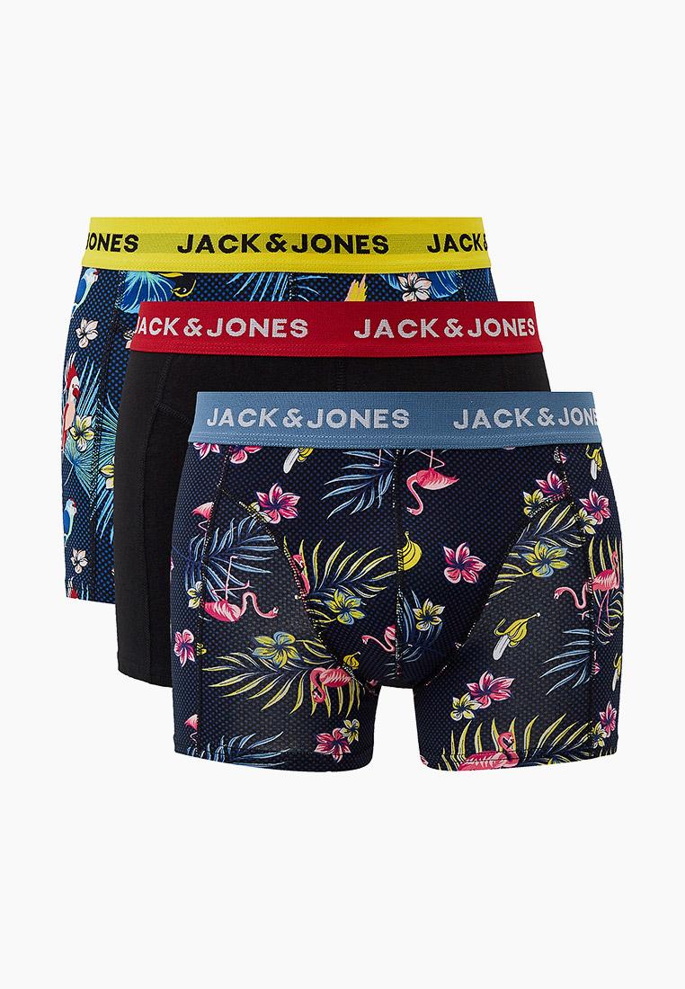 Комплекты Jack & Jones (Джек Энд Джонс) Трусы 3 шт. Jack & Jones