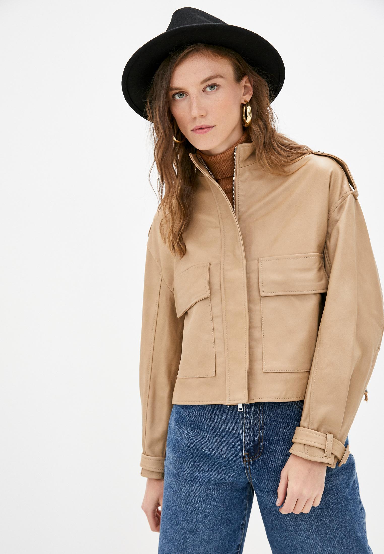 Кожаная куртка Imperial V3025443