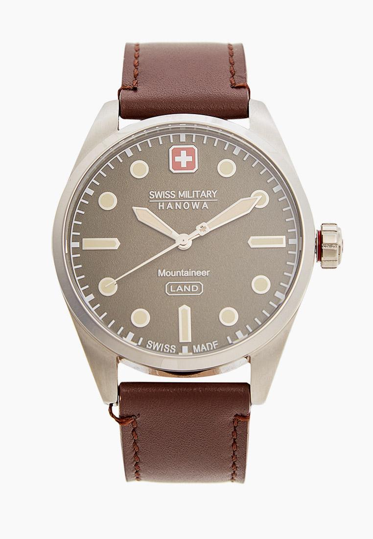 Мужские часы Swiss Military Hanowa 06-4345.7.04.006