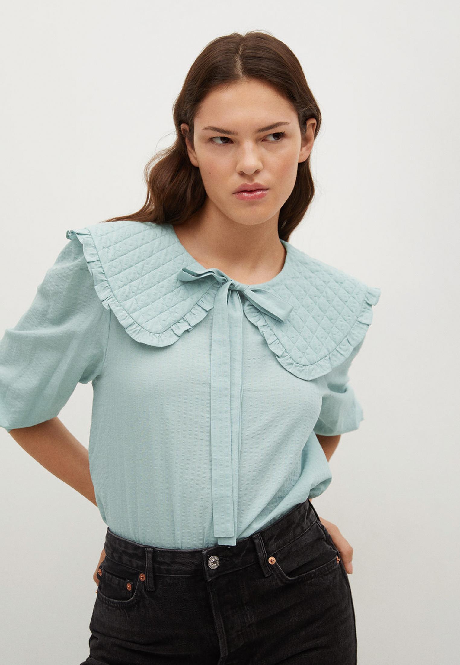 Блуза Mango (Манго) 17083778: изображение 1