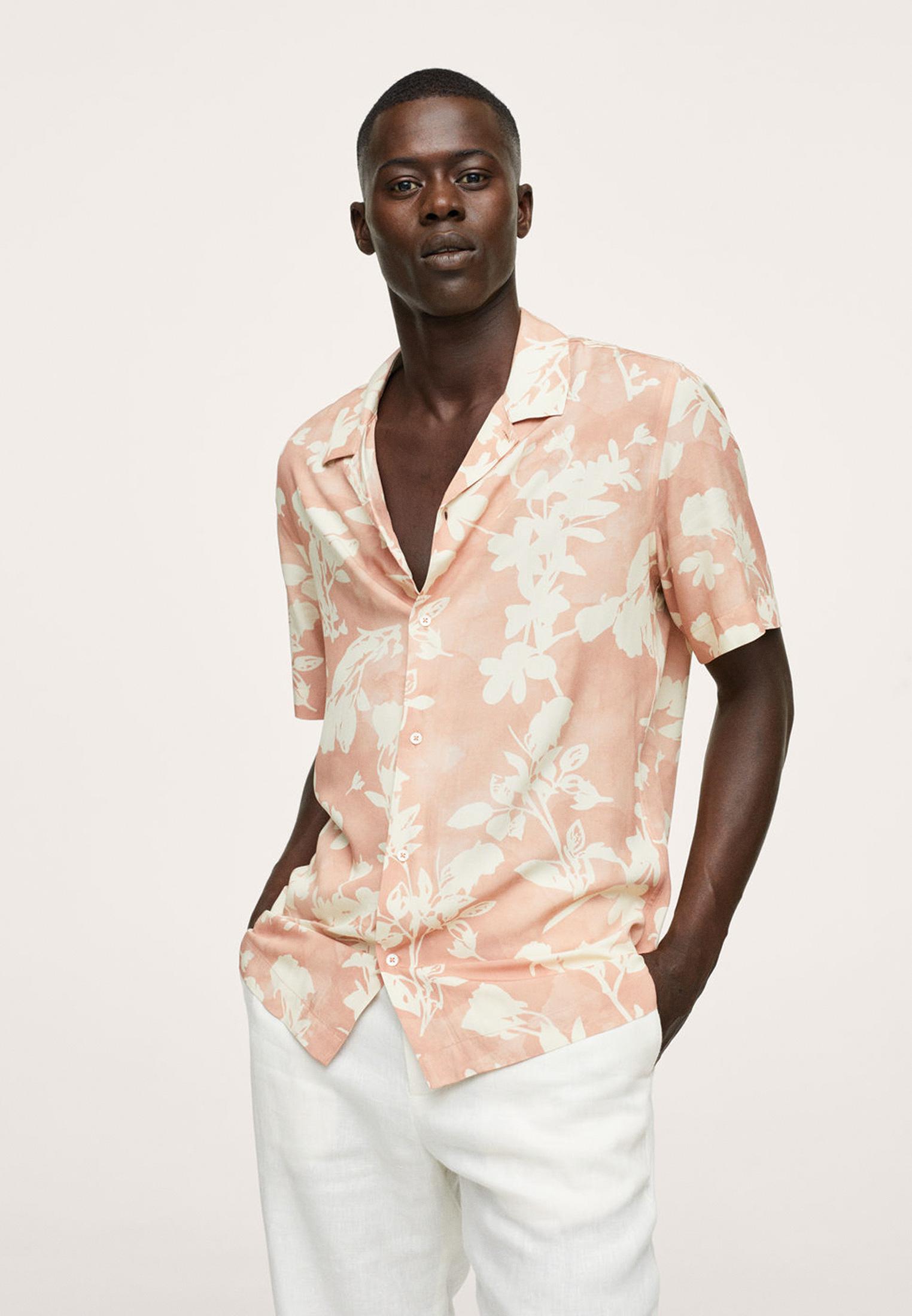 Рубашка с длинным рукавом Mango Man 17082015
