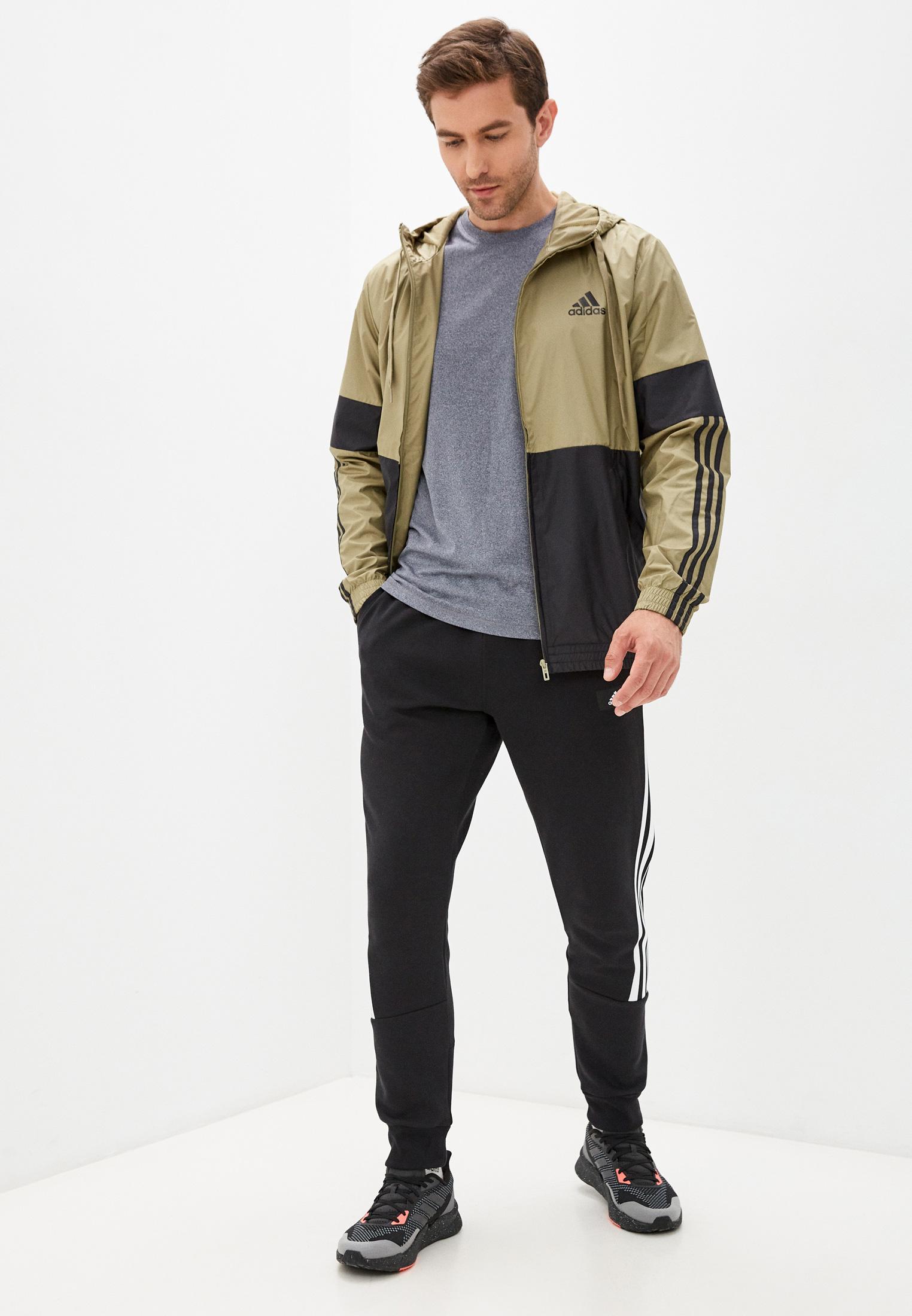Мужские спортивные брюки Adidas (Адидас) GR4085: изображение 2