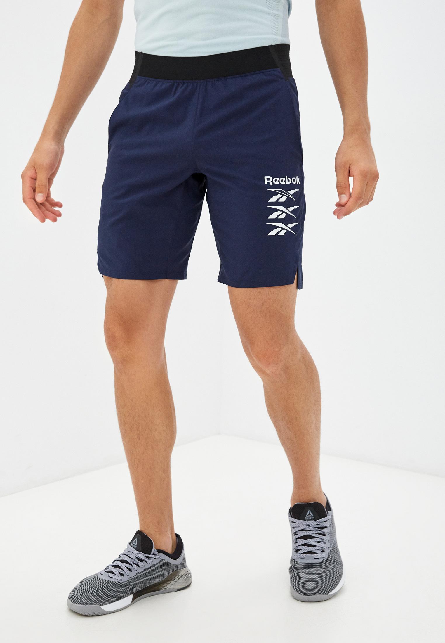 Мужские спортивные шорты Reebok (Рибок) GS6580