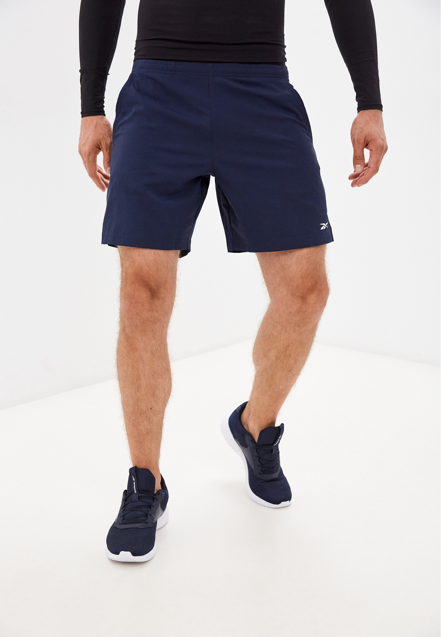 Мужские шорты Reebok (Рибок) GS9170