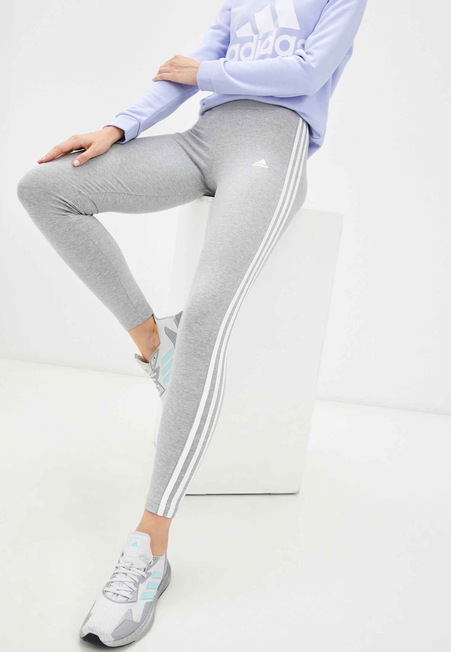 Женские леггинсы Adidas (Адидас) GV6017: изображение 1