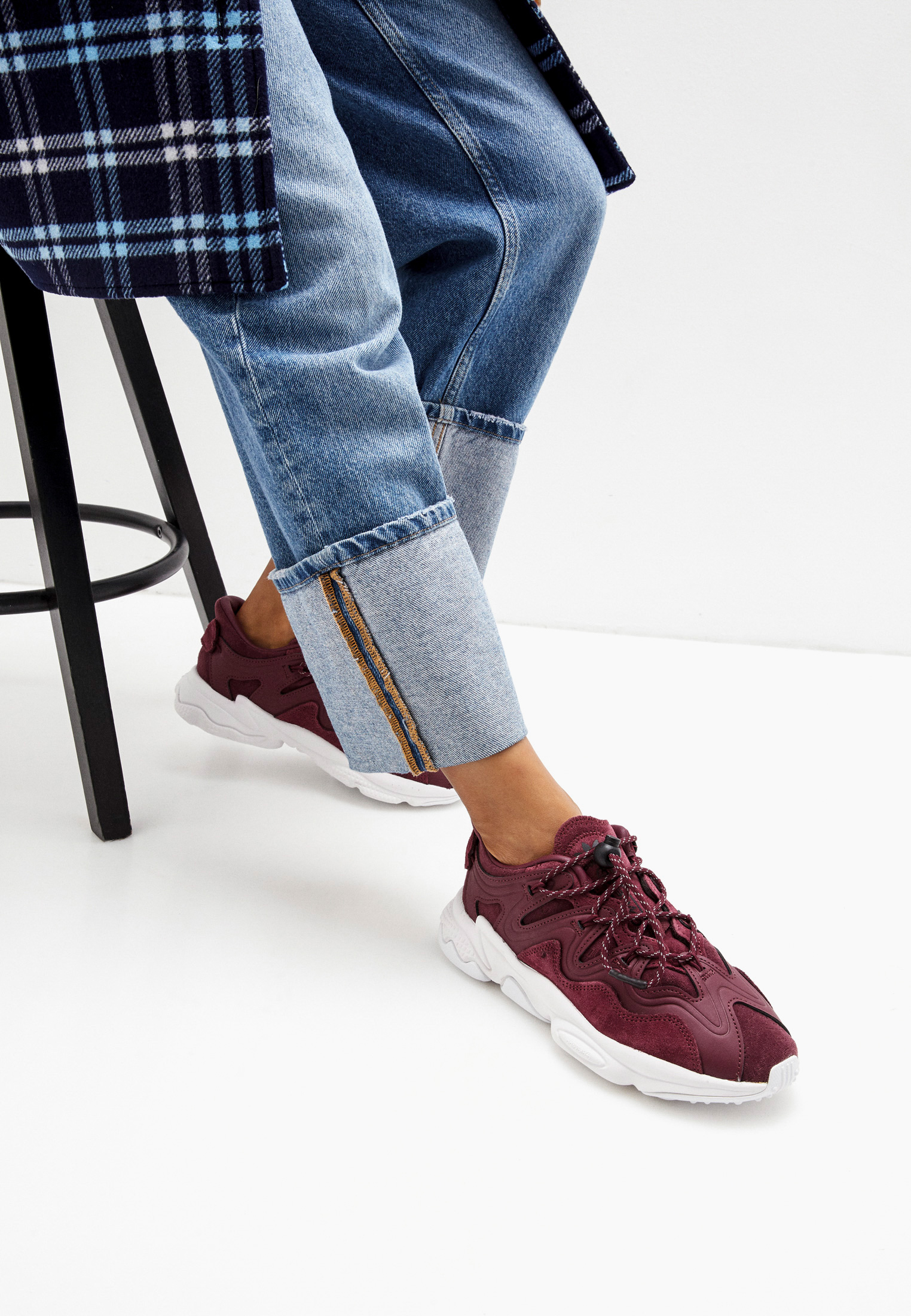 Женские кроссовки Adidas Originals (Адидас Ориджиналс) H01184: изображение 6