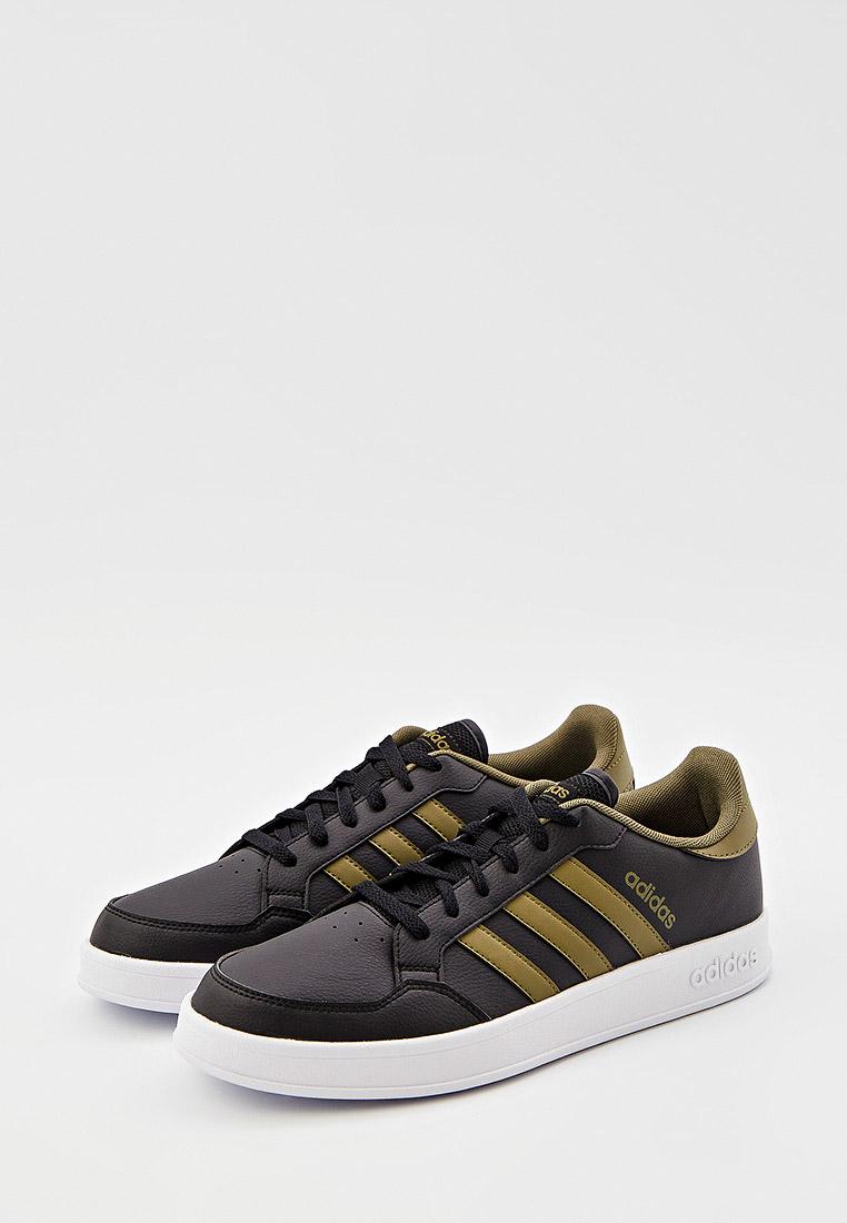 Мужские кеды Adidas (Адидас) H01961: изображение 3