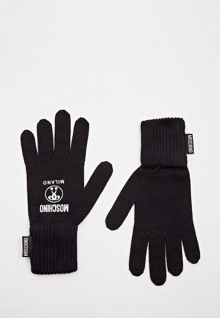 Мужские перчатки Moschino (Москино) Перчатки Moschino