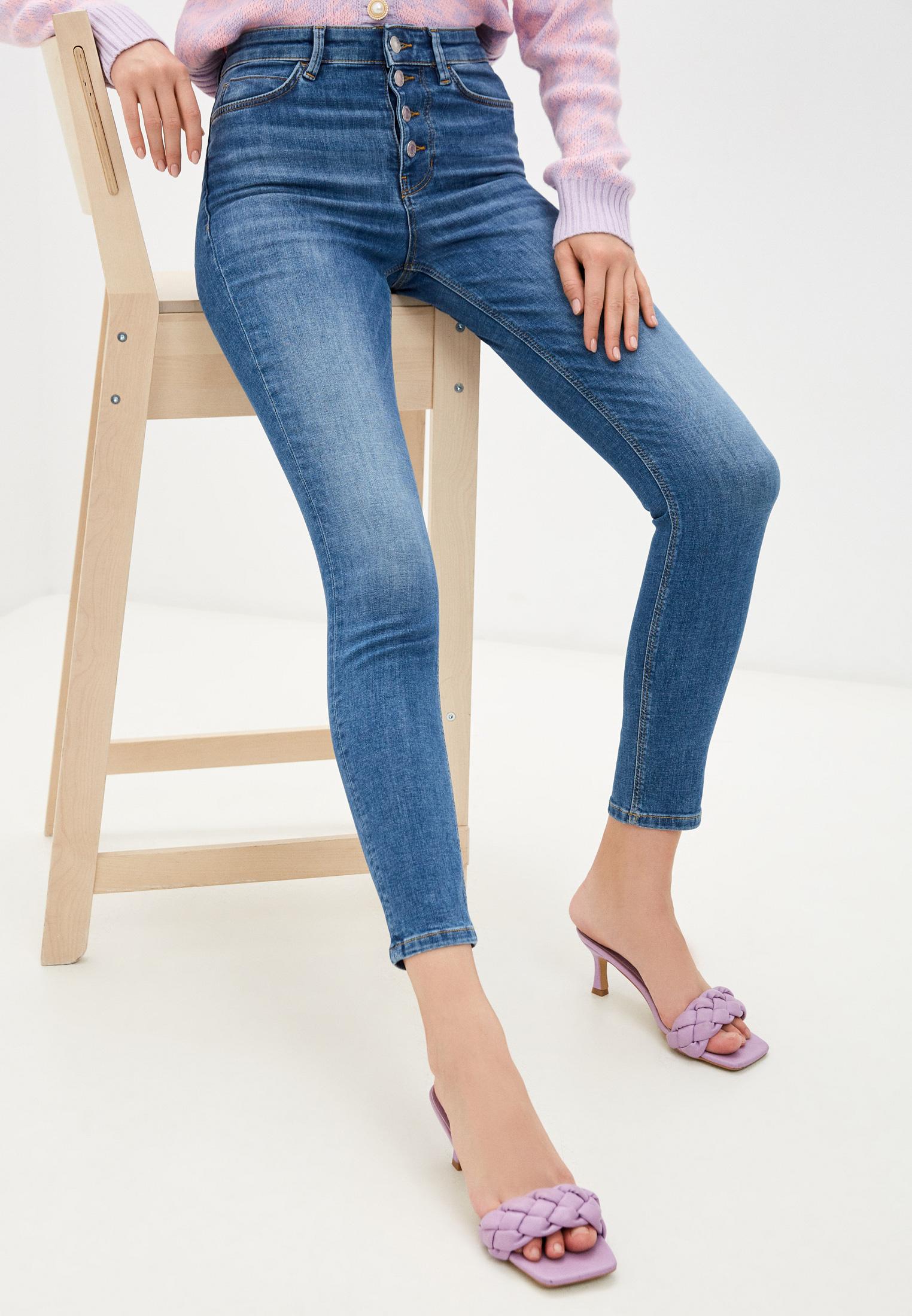 Зауженные джинсы Guess Jeans W1BA28D4HG3