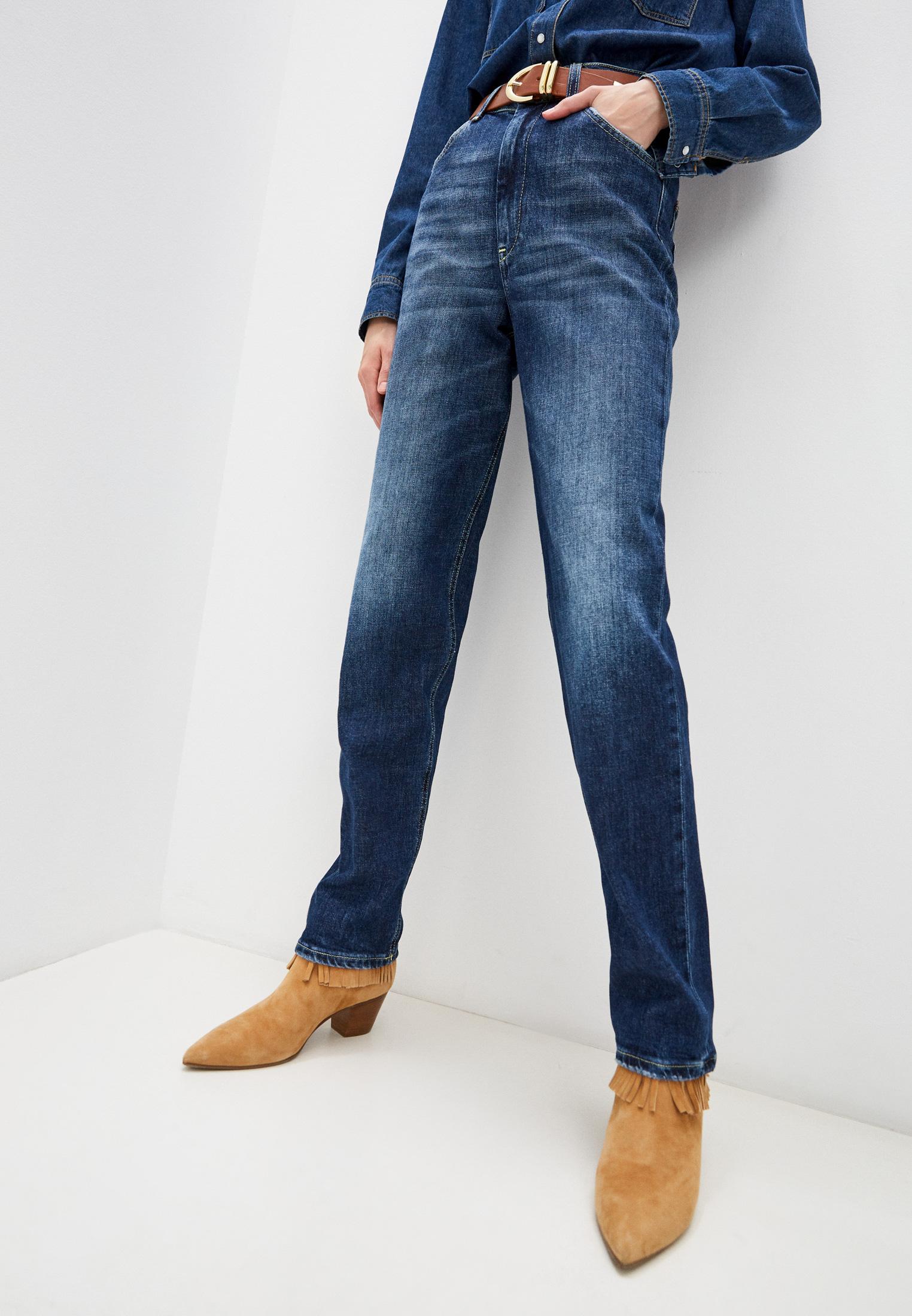 Прямые джинсы DonDup Джинсы Dondup