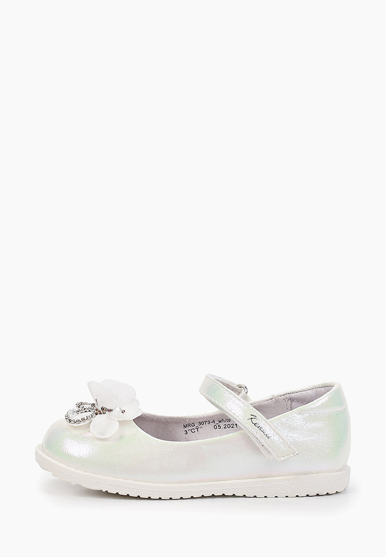 Обувь для девочек KENKA MRG_3073-4_white