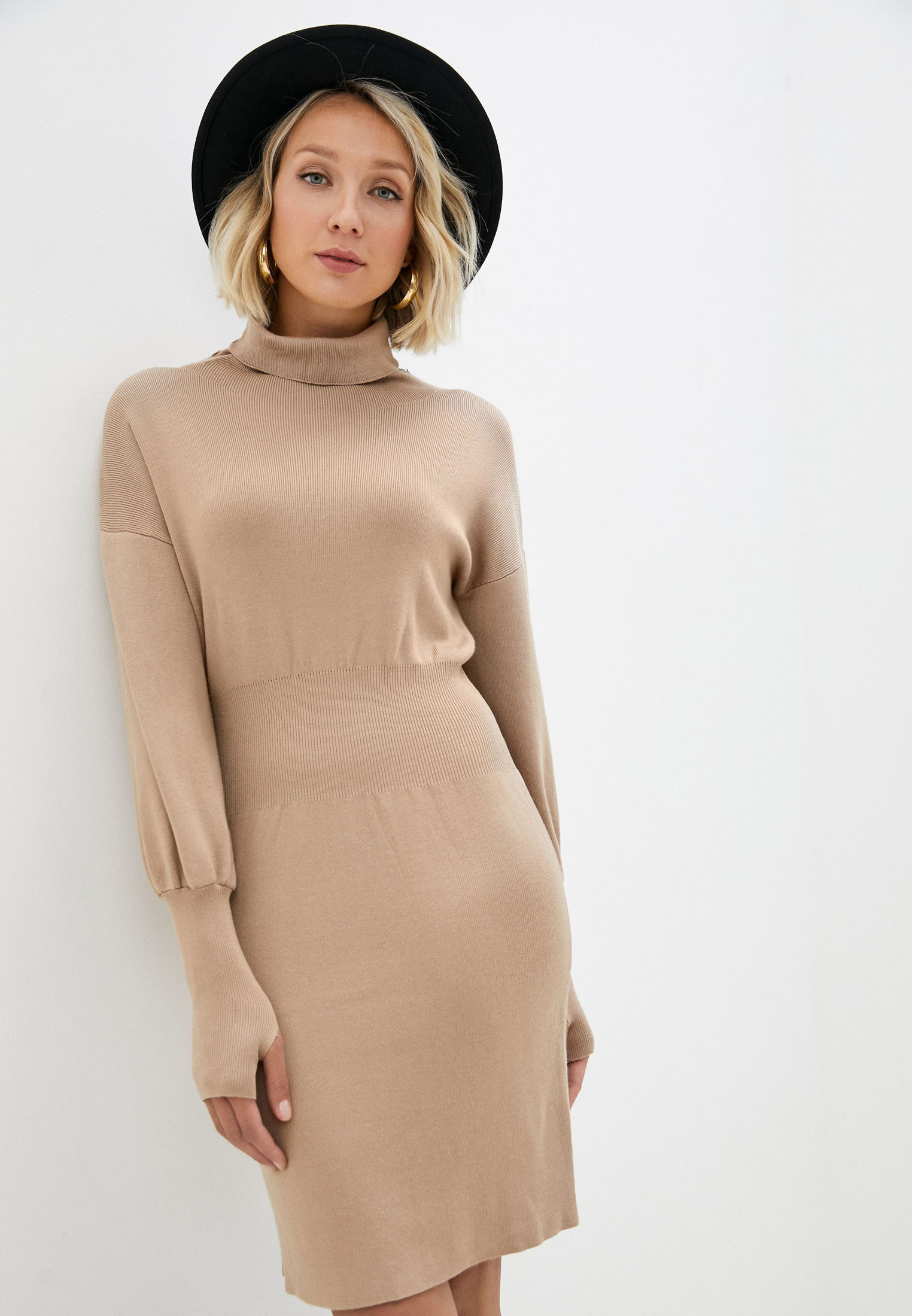 Вязаное платье Fragarika FR-0262