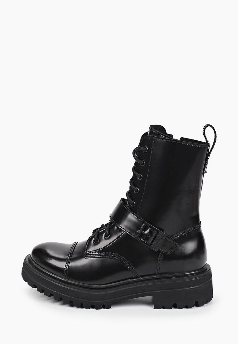Ботинки для девочек Лель м 4-1912
