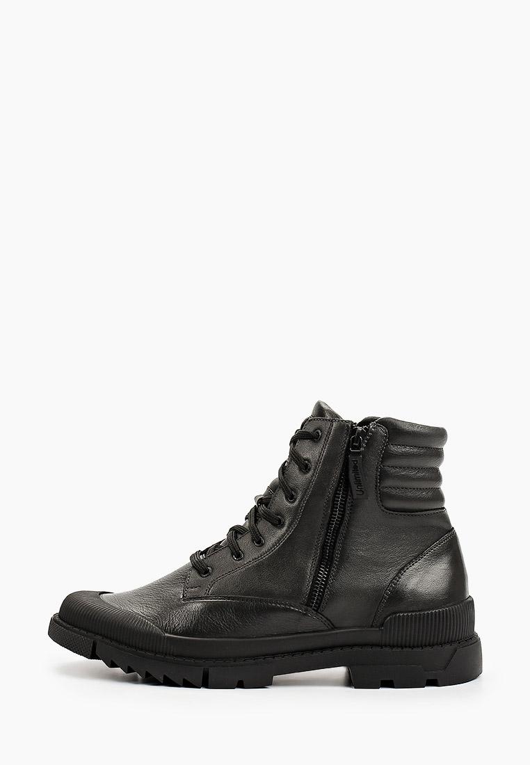 Мужские ботинки B2B Black to Black Ботинки B2B Black to Black