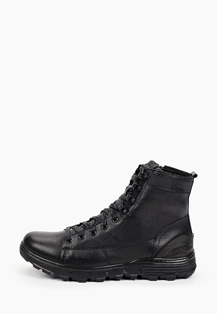 Мужские ботинки B2B Black to Black 5BB.JF03268.F