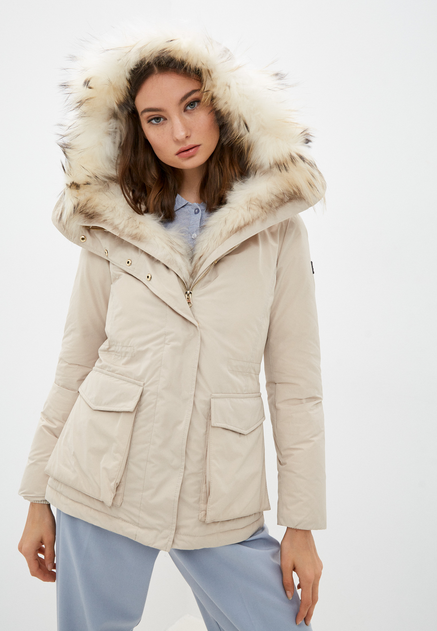 Утепленная куртка Hetrego 8F672M