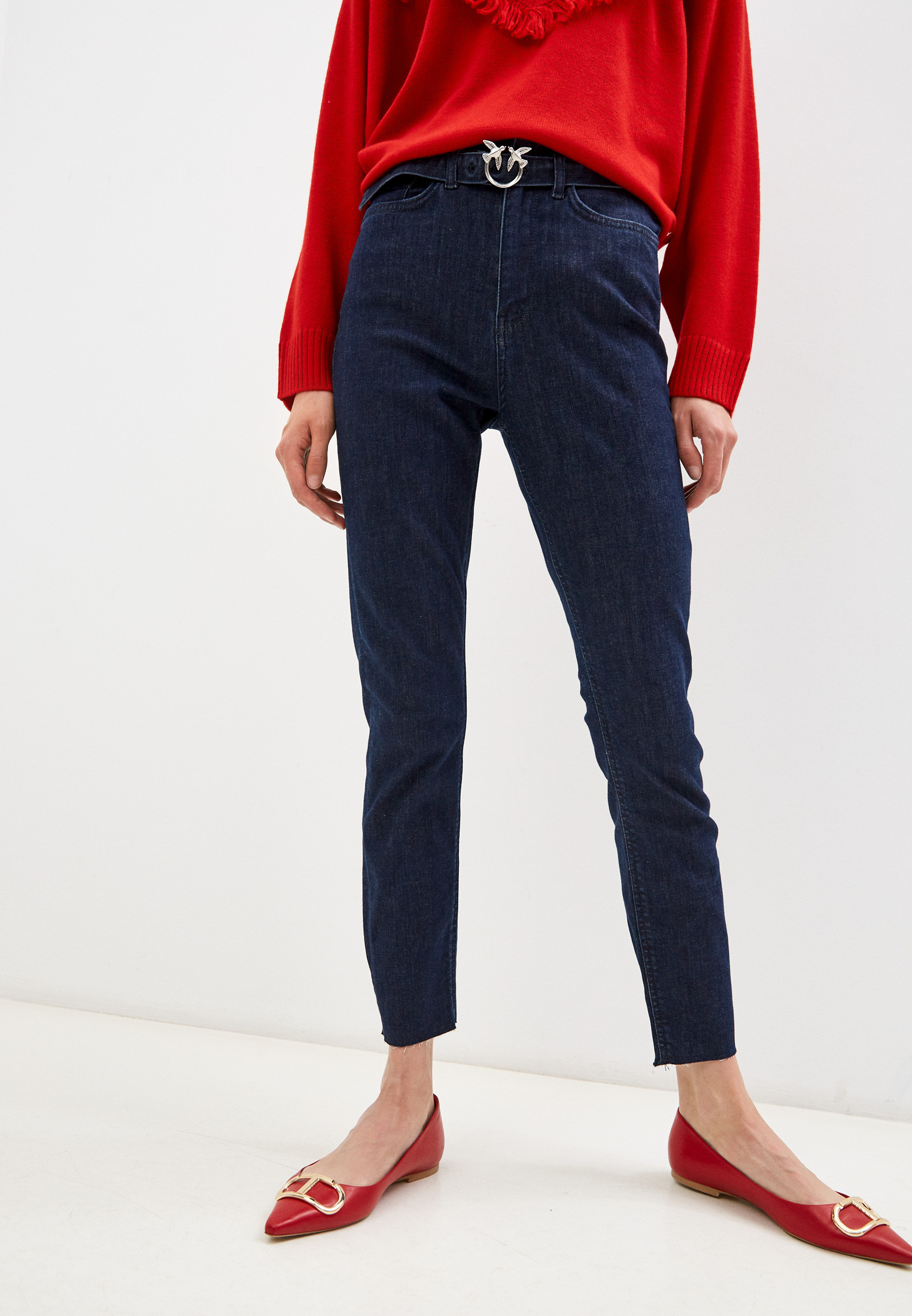 Прямые джинсы Pinko (Пинко) 1J10P0-Y78R