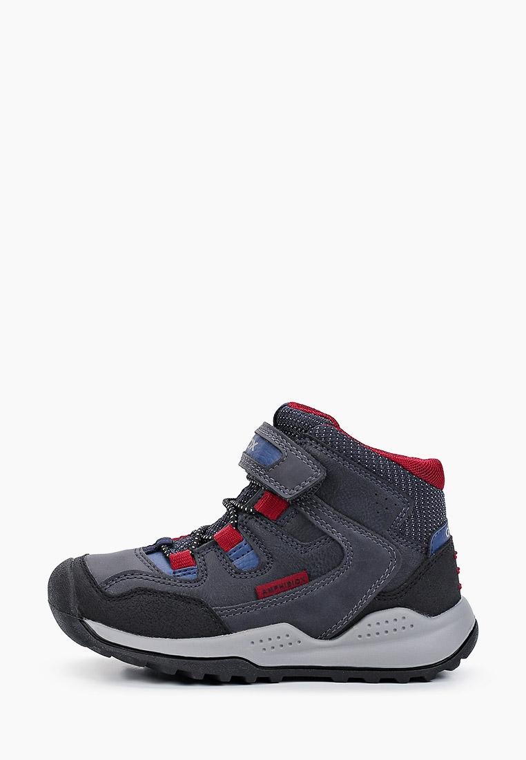 Ботинки для мальчиков Geox J16AEA