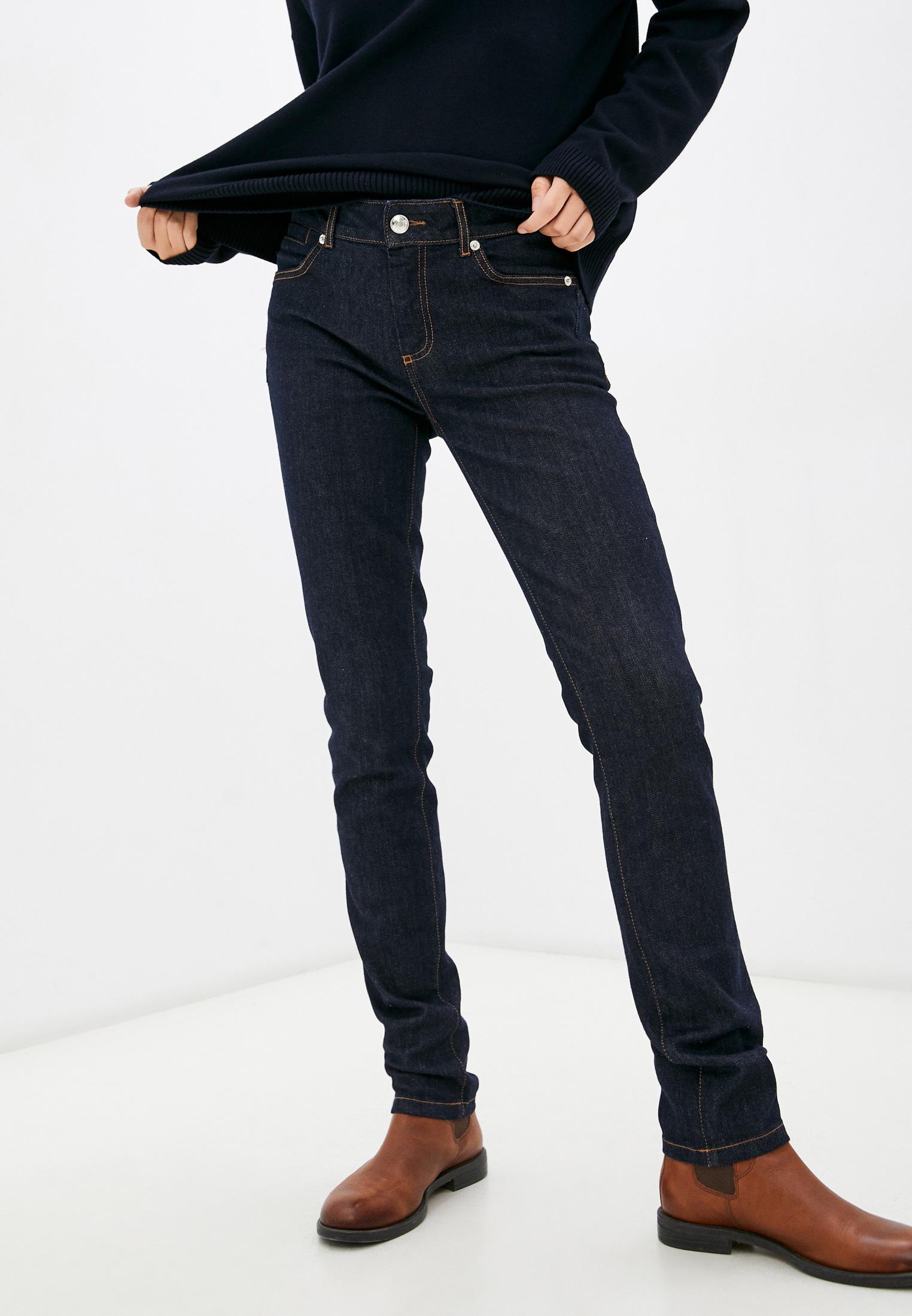 Зауженные джинсы SPORTMAX 71862117