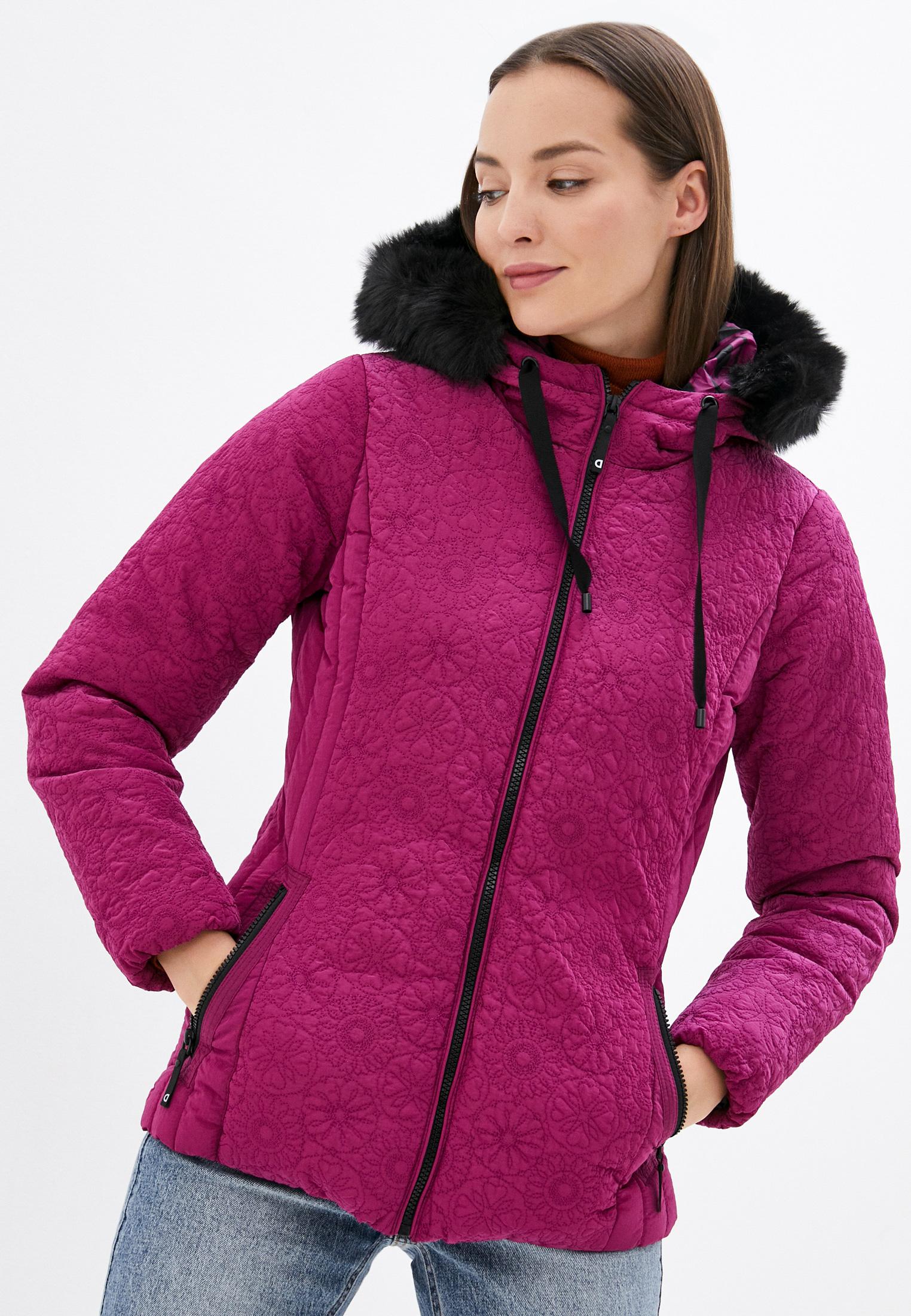 Утепленная куртка Desigual (Дезигуаль) 21WWEW01