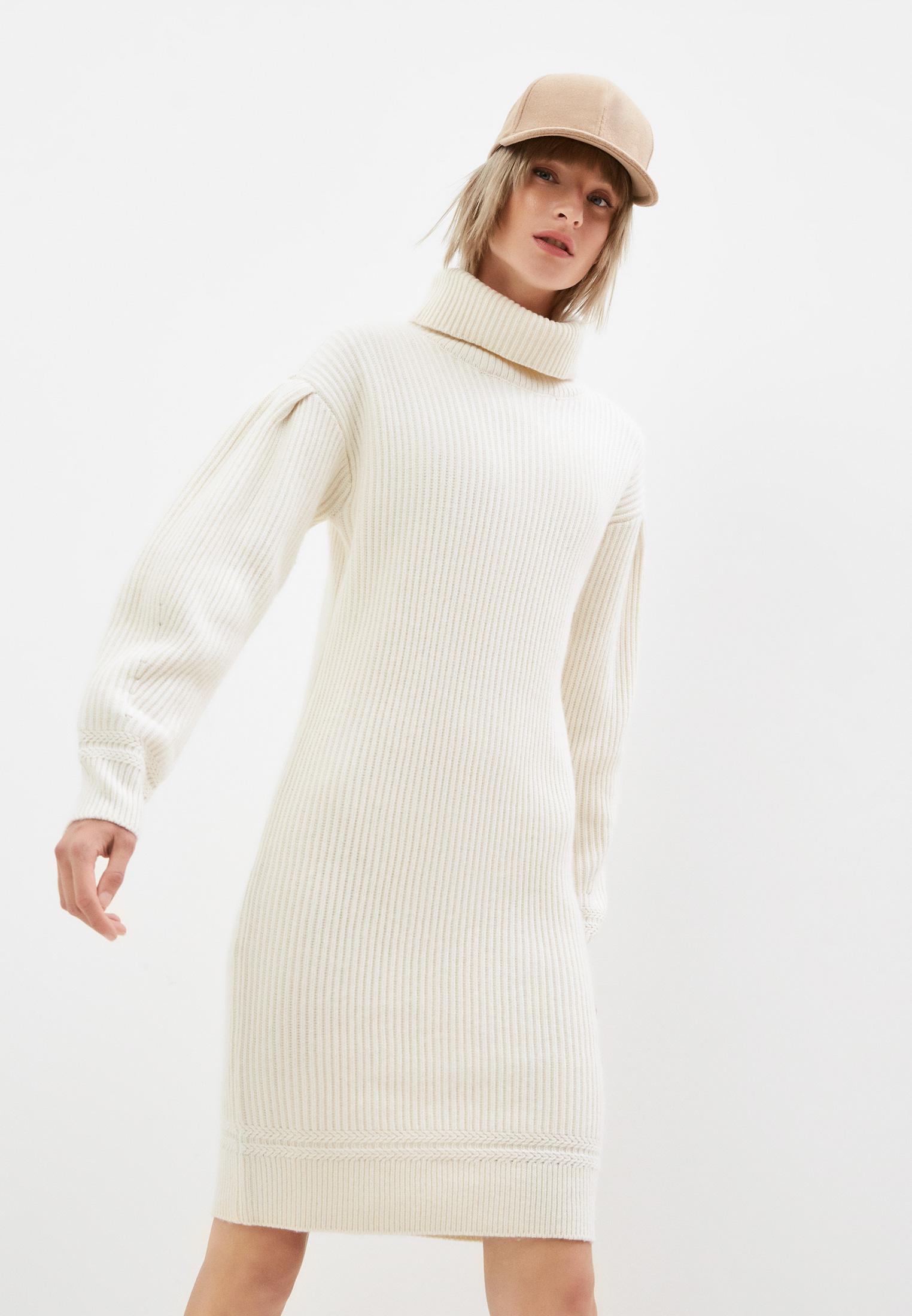 Вязаное платье Armani Exchange Платье Armani Exchange