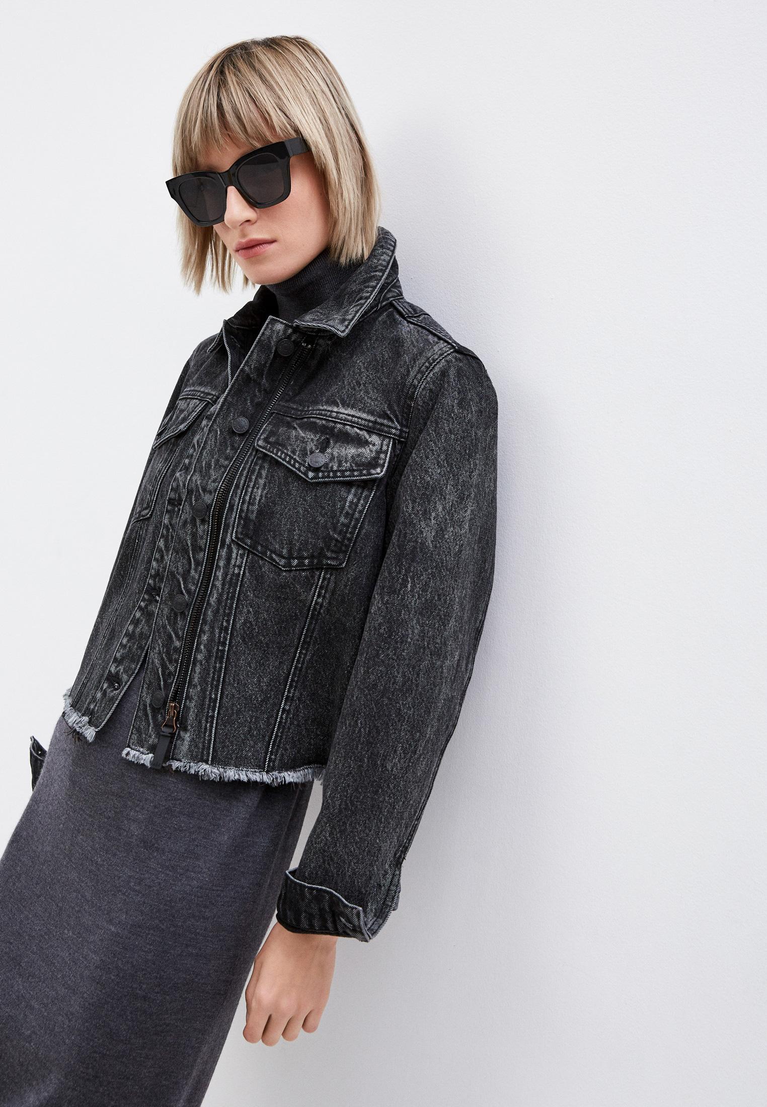 Джинсовая куртка Armani Exchange 6KYB51 Y1DBZ