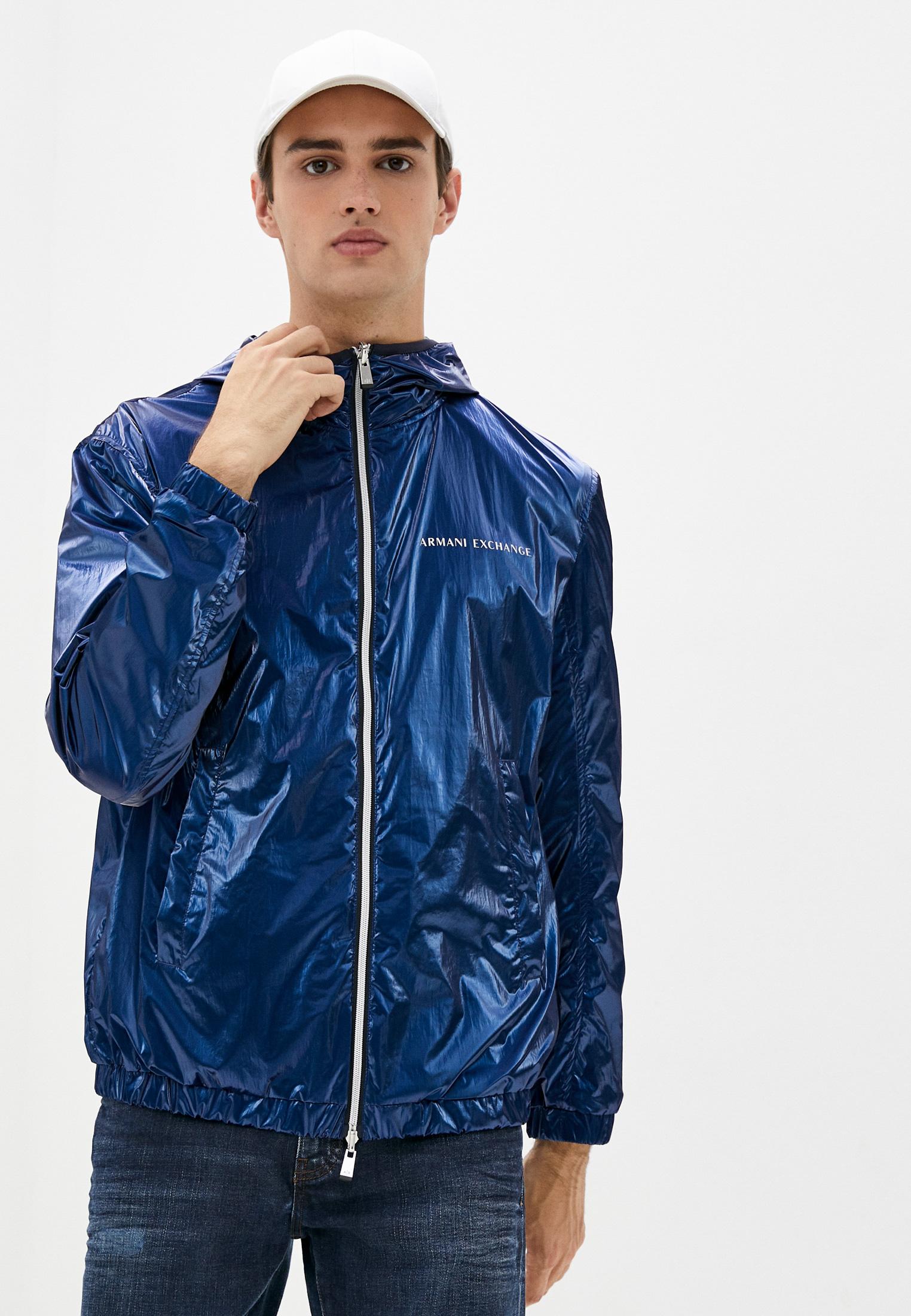 Ветровка Armani Exchange Куртка Armani Exchange