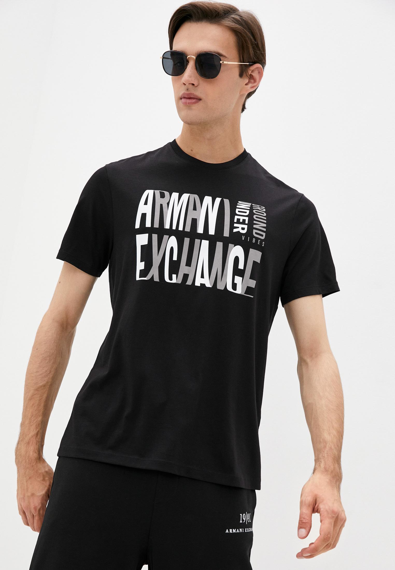 Футболка Armani Exchange 6KZTBB ZJA5Z