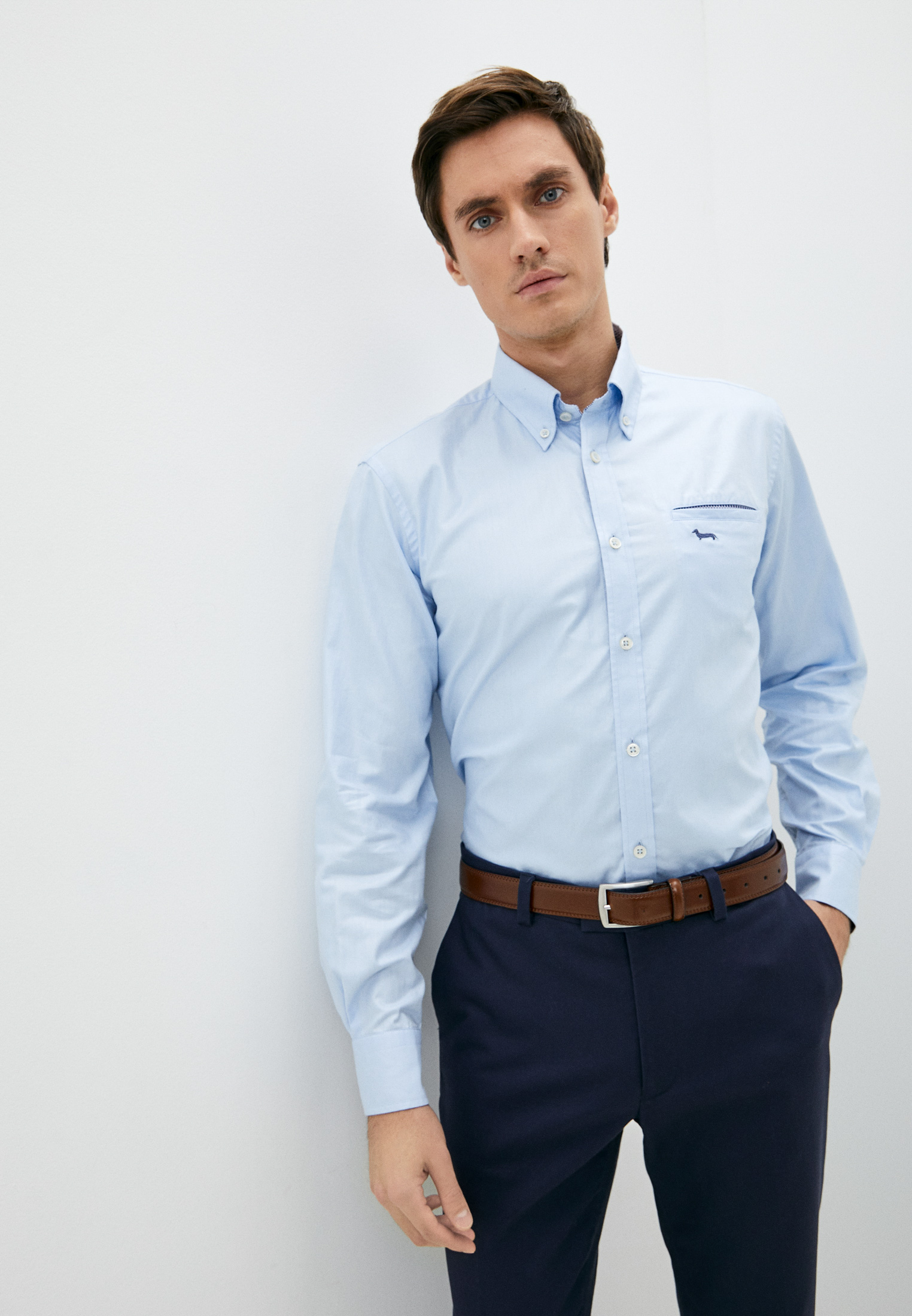 Рубашка с длинным рукавом Harmont&Blaine CRA500