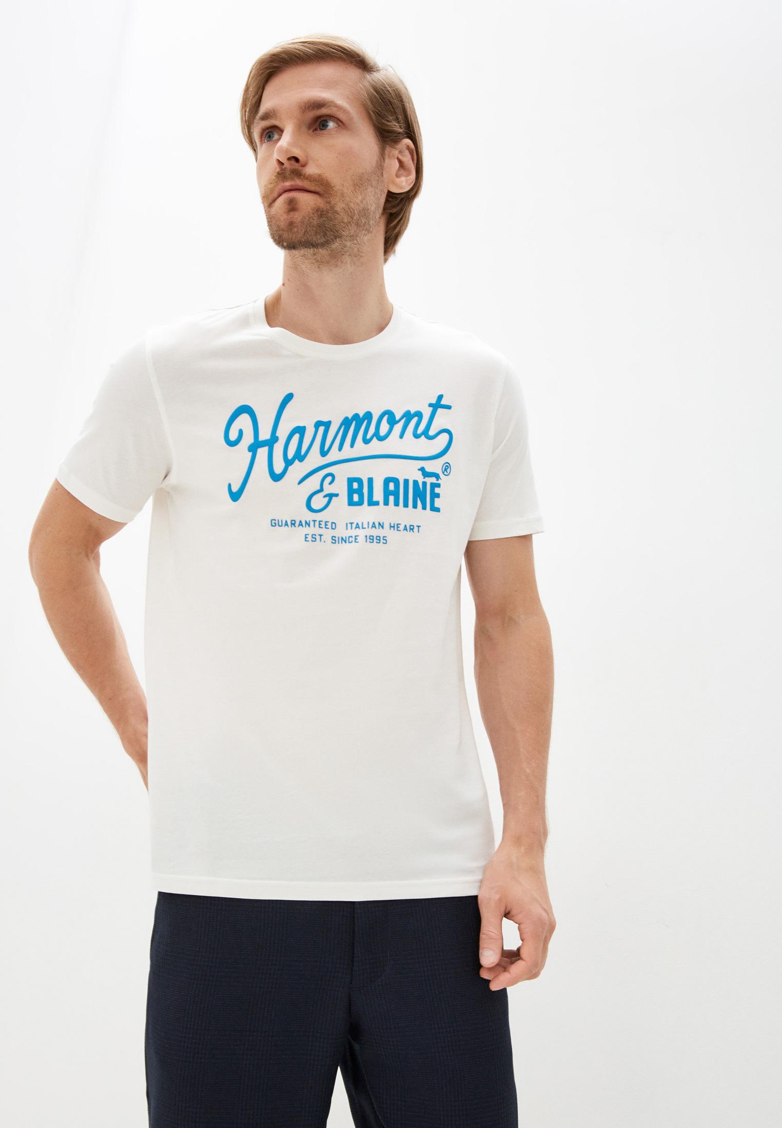 Футболка Harmont & Blaine IRF128