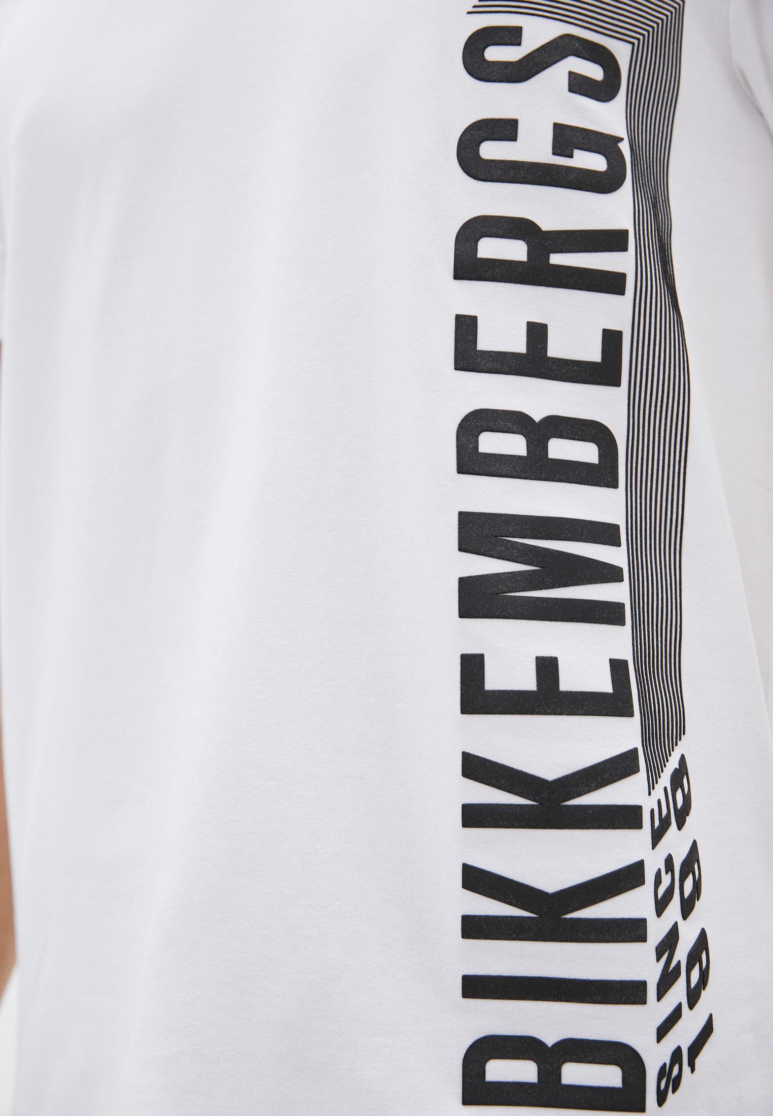 Мужская футболка Bikkembergs (Биккембергс) C 4 101 47 E 2296: изображение 5