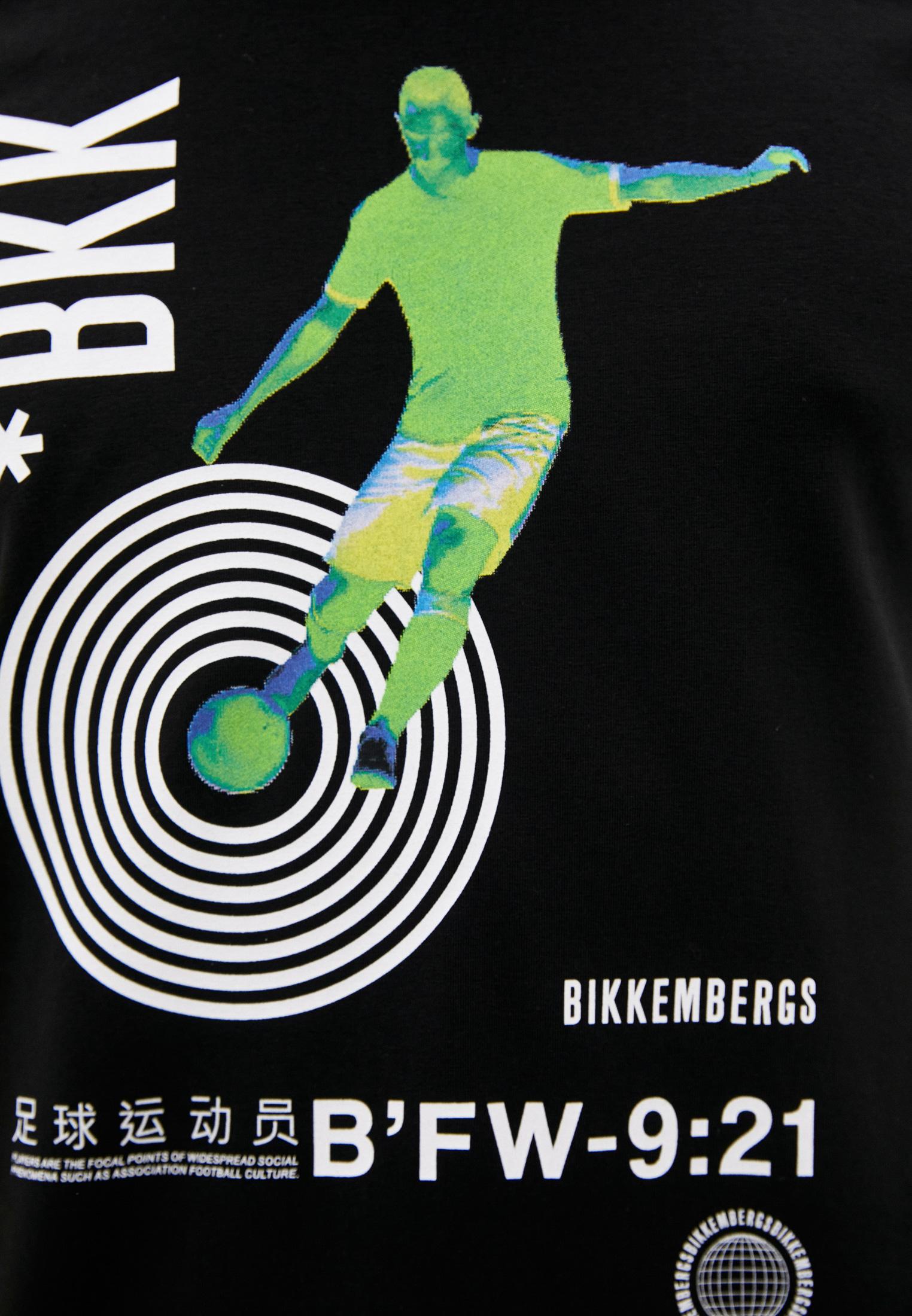 Футболка Bikkembergs C 4 101 53 E 2296: изображение 5