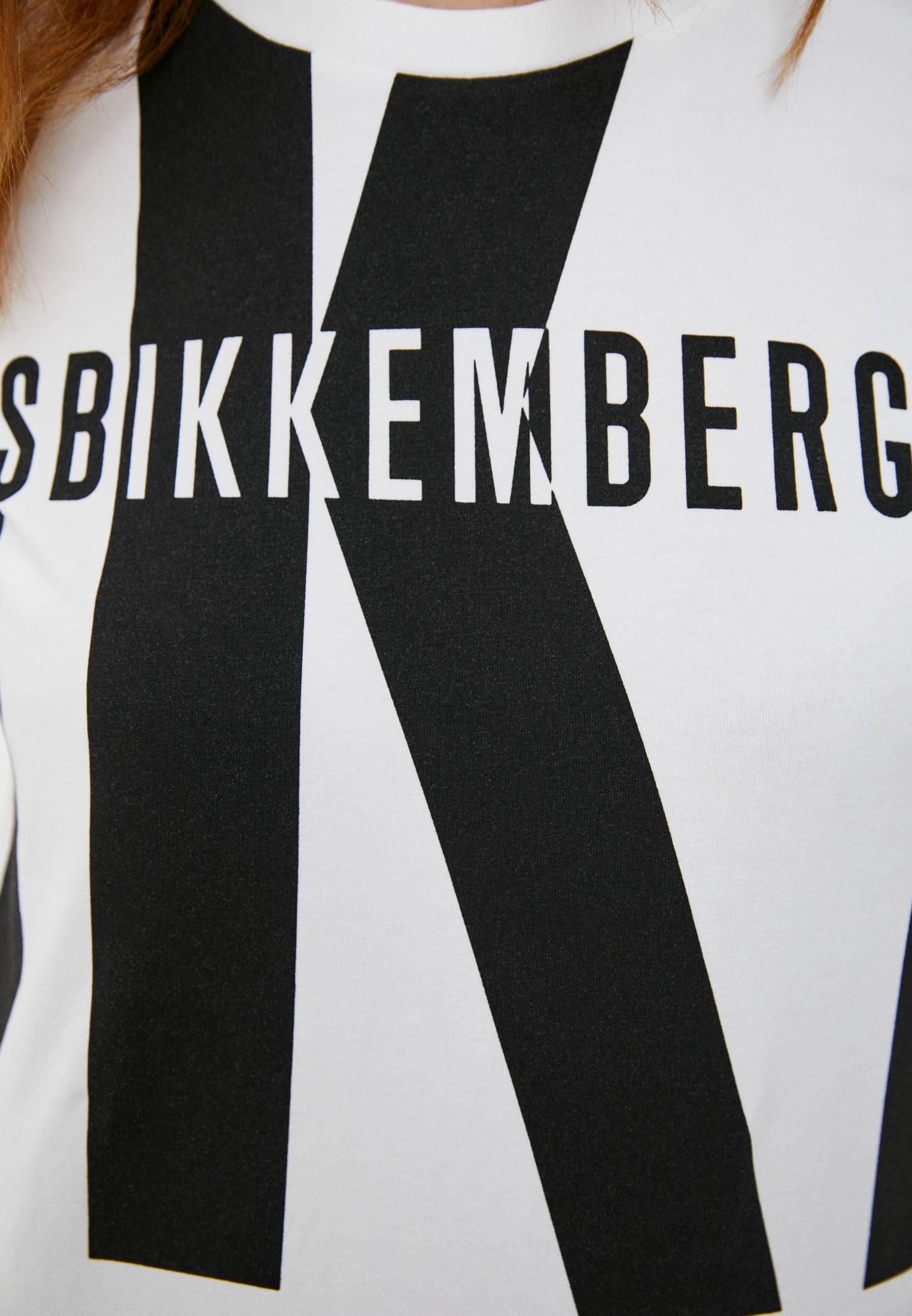 Футболка с коротким рукавом Bikkembergs D 4 047 08 E 2296: изображение 5